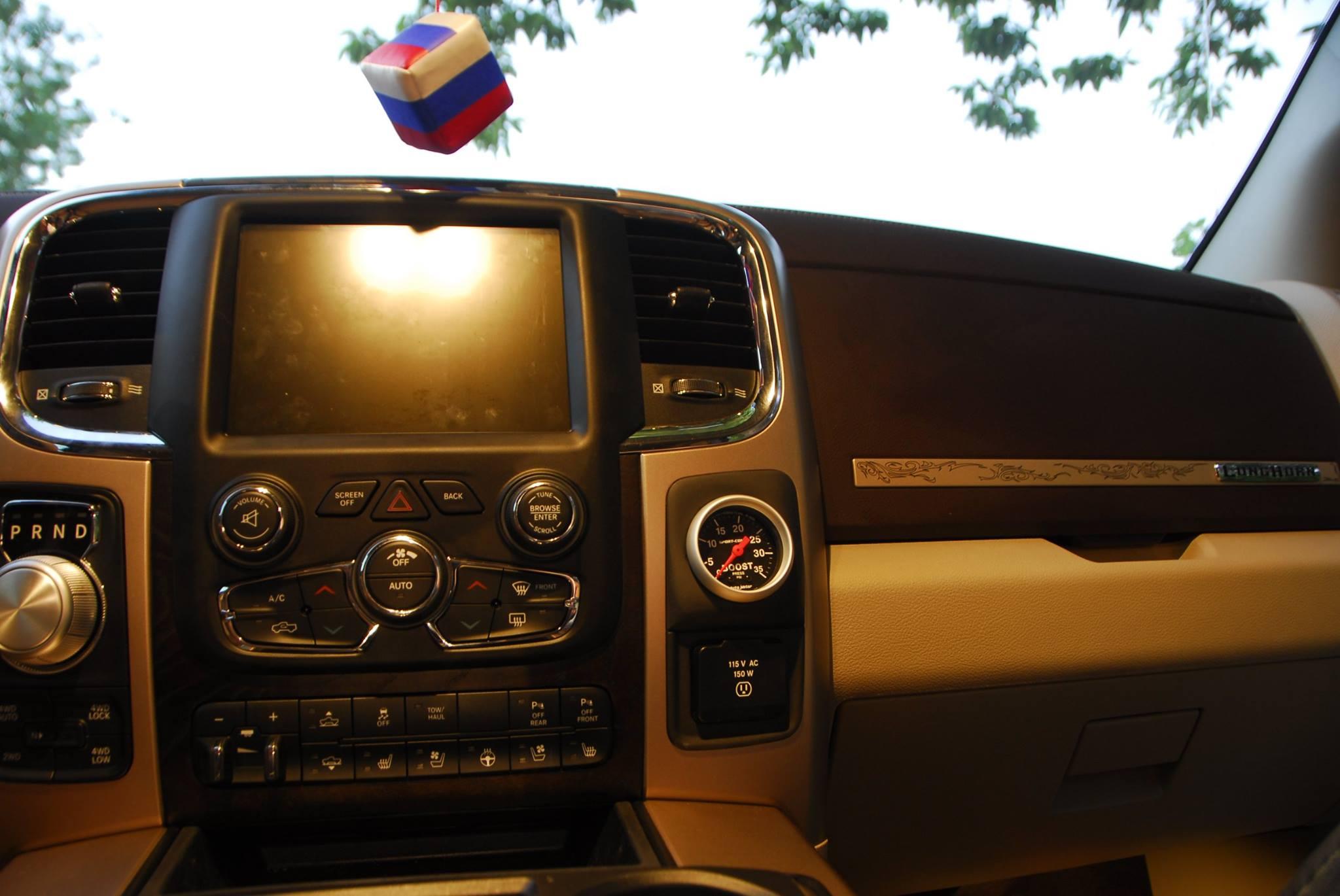 Dodge Ram Ecodiesel >> Pillar pod gauge options for tuning
