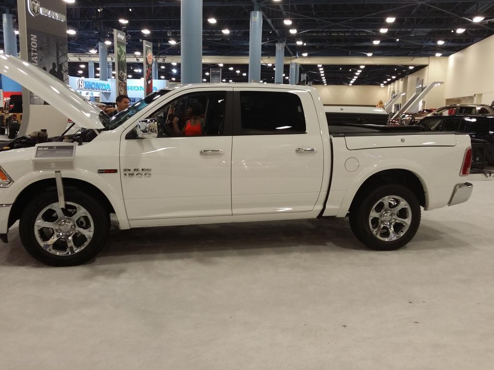 Dodge Ram 1500 Diesel >> Miami Auto Show Ram 1500 Ecodiesel Laramie