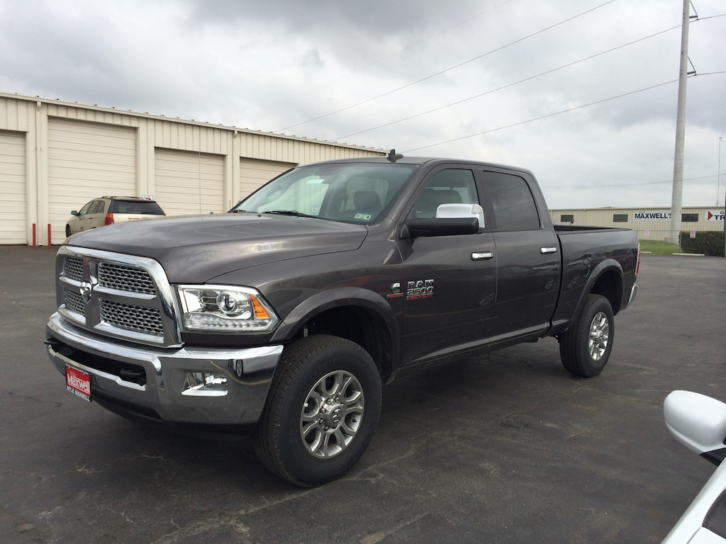Dieseldan s diesel ram build the gray ramdini 2014 ram2500 gray