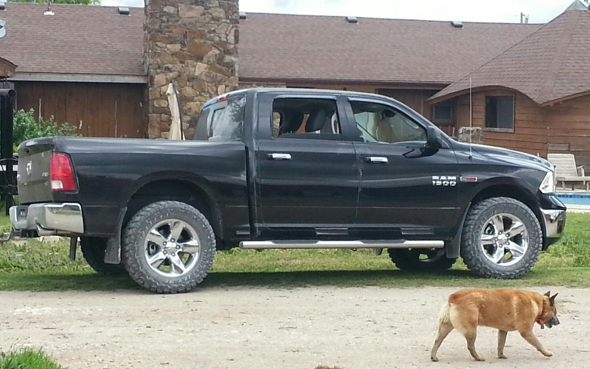 May 2014 Ram 1500 Diesel Truck Of The Month Contest