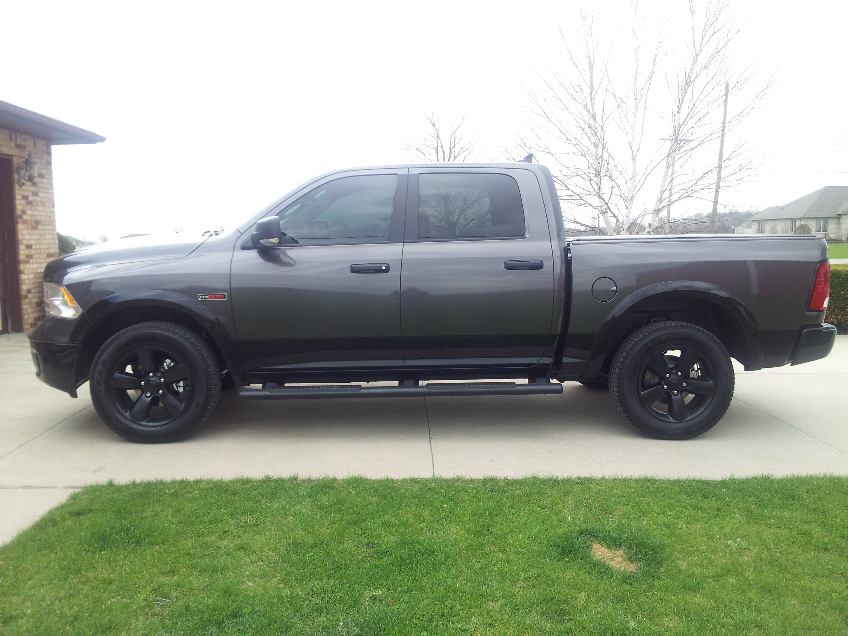 Ram 1500 Running Boards >> Official outdoorsman thread - Page 6