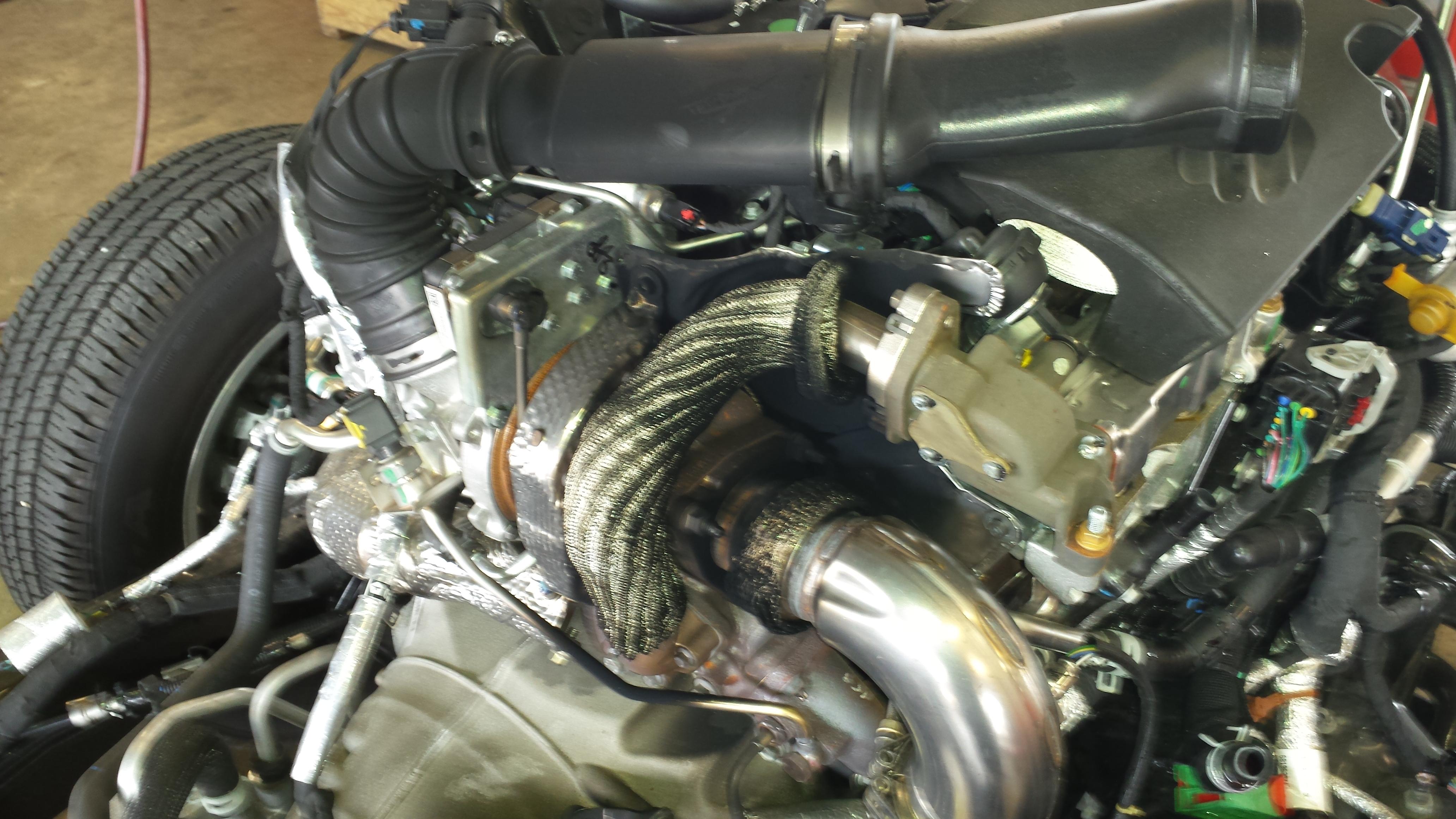 Ram Ecodiesel Exhaust Upgrade - Car Design Today