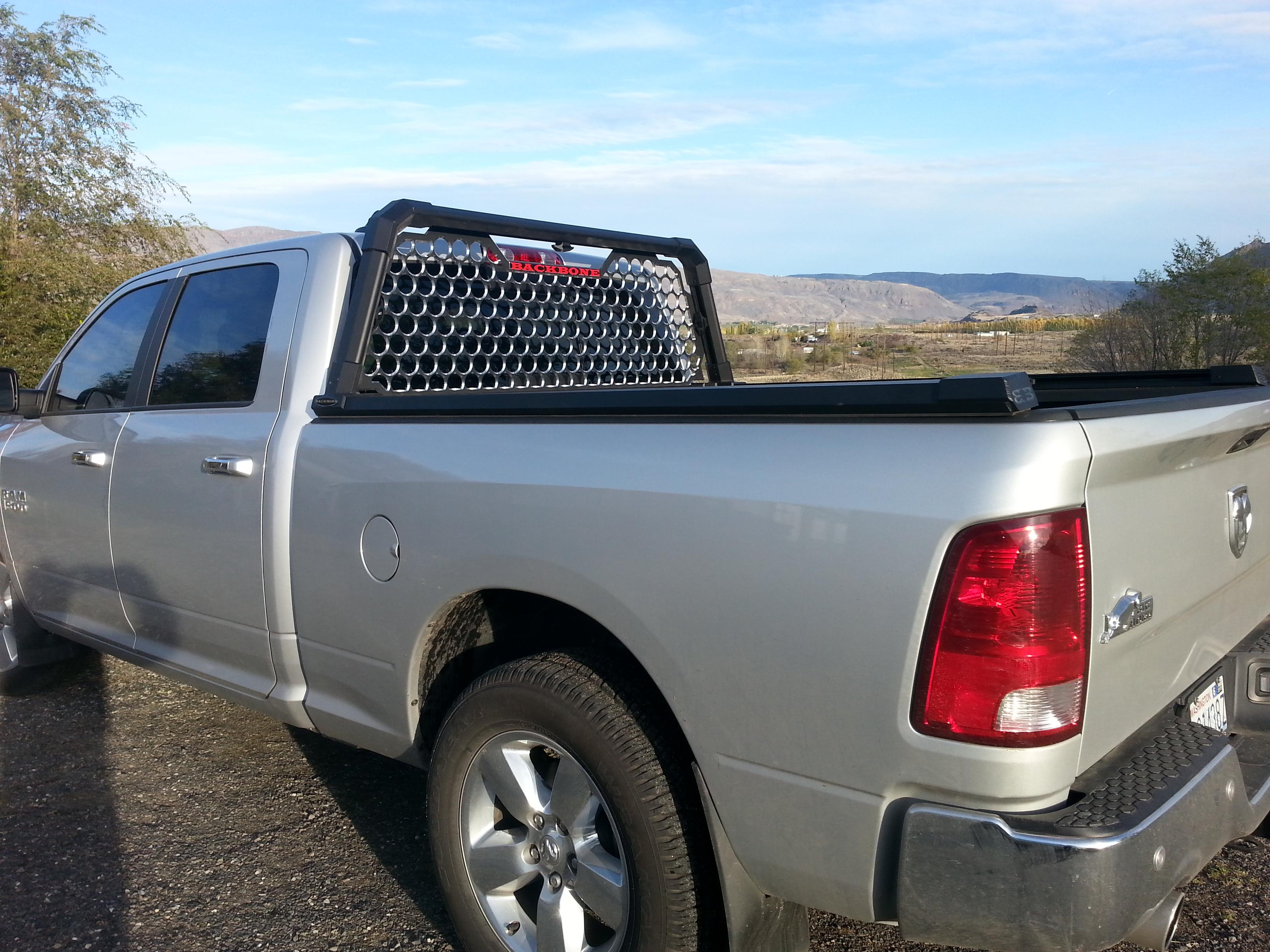 Backbone Truck Rack
