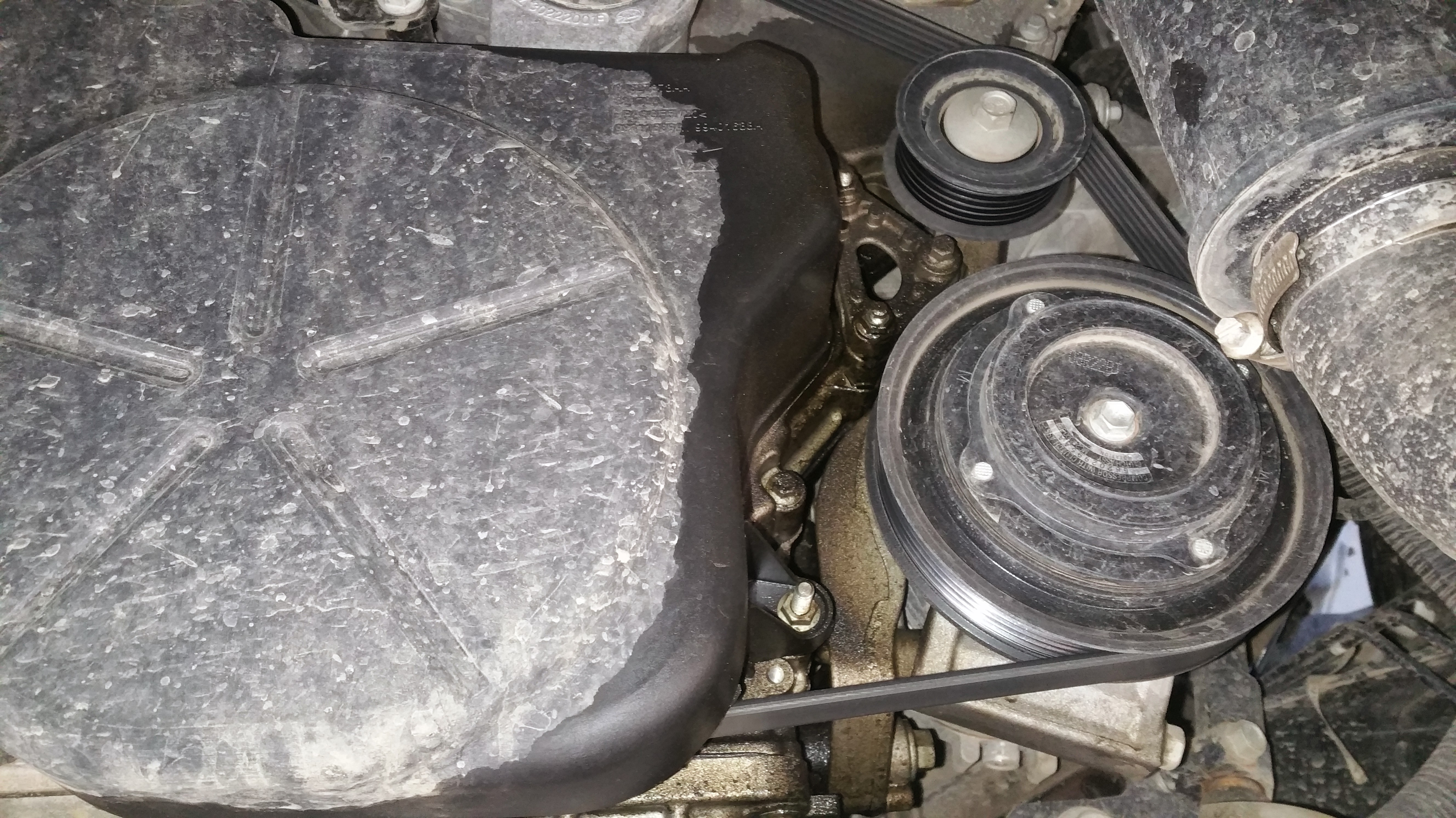 D Has Anyone Else Had Oil Leak on Dodge Ram 3500 Engine
