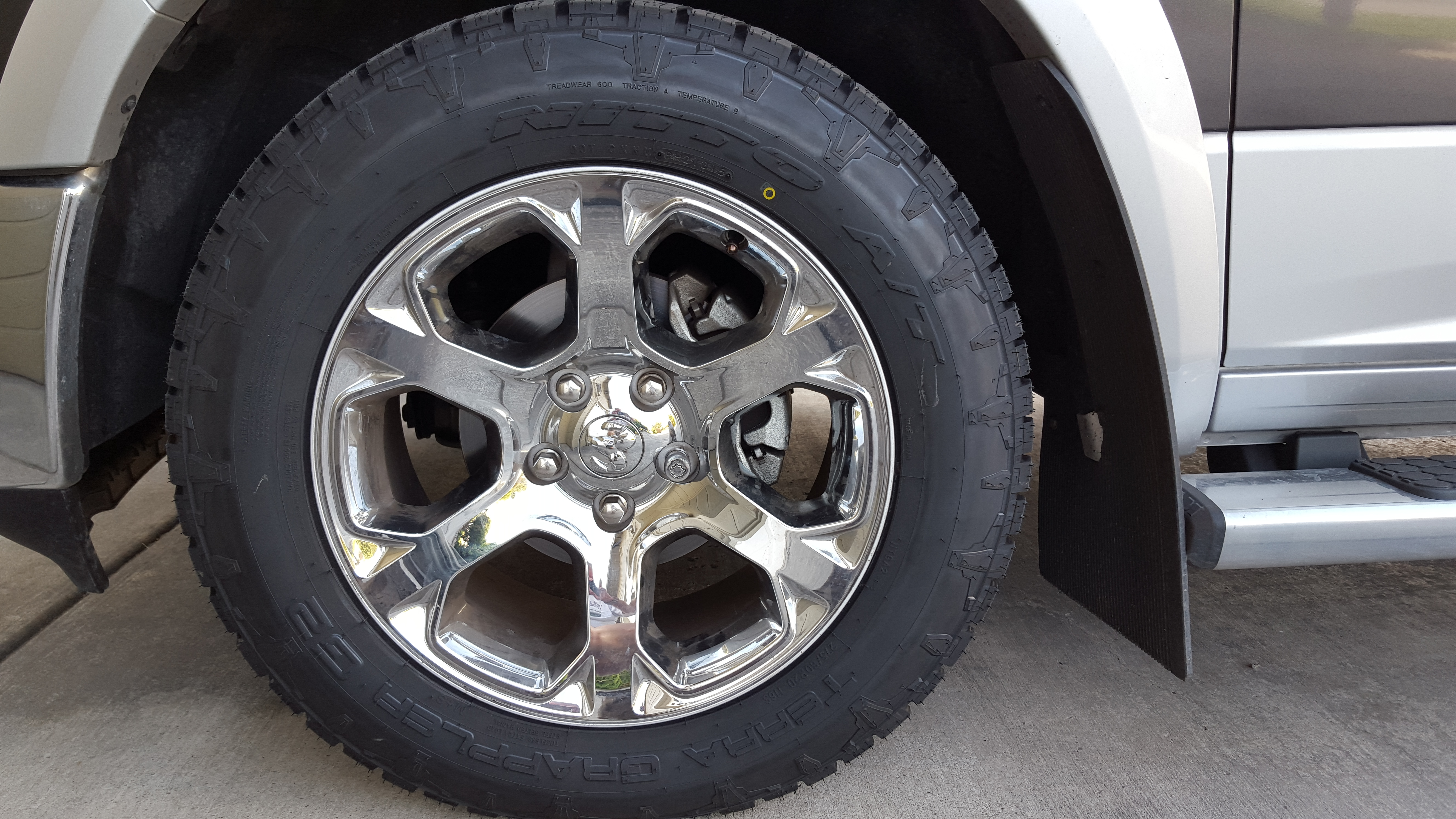 Hankook Truck Tires >> TMI about tires..is it me?