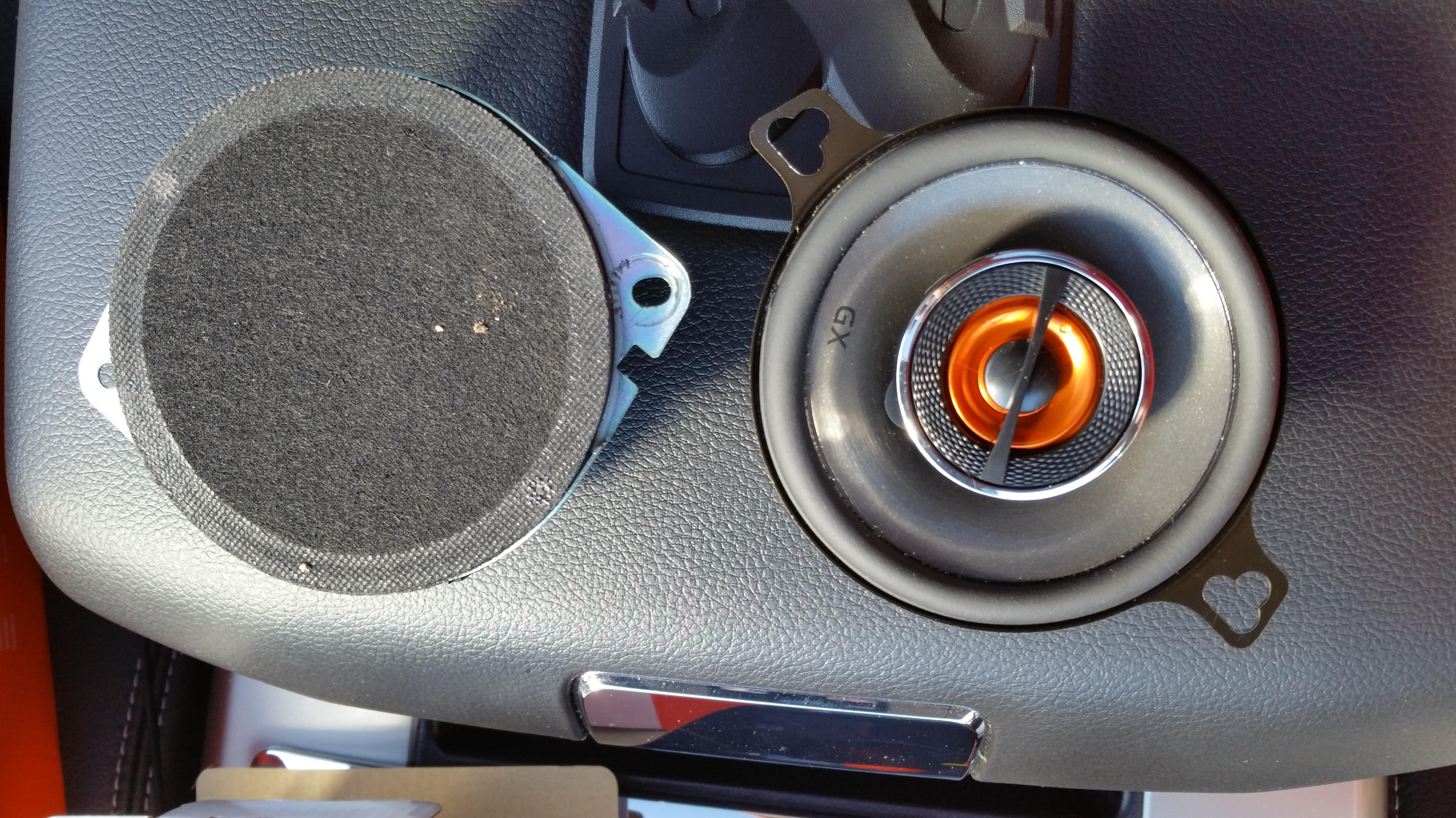 Alpine 8.4 Sound and Upgrade Speakers - Page 14