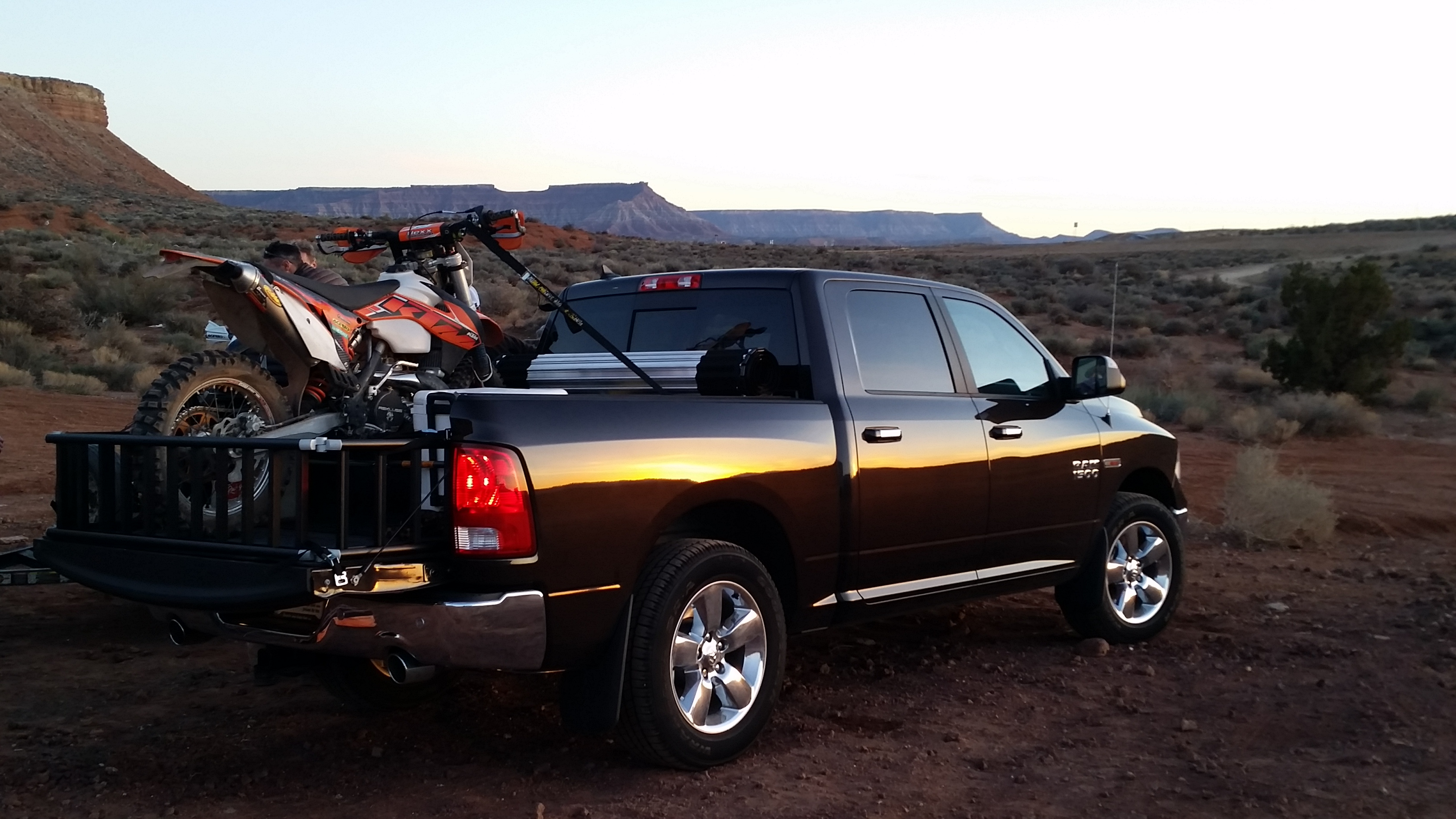 march 2016 ram 1500 diesel truck of the month contest. Black Bedroom Furniture Sets. Home Design Ideas