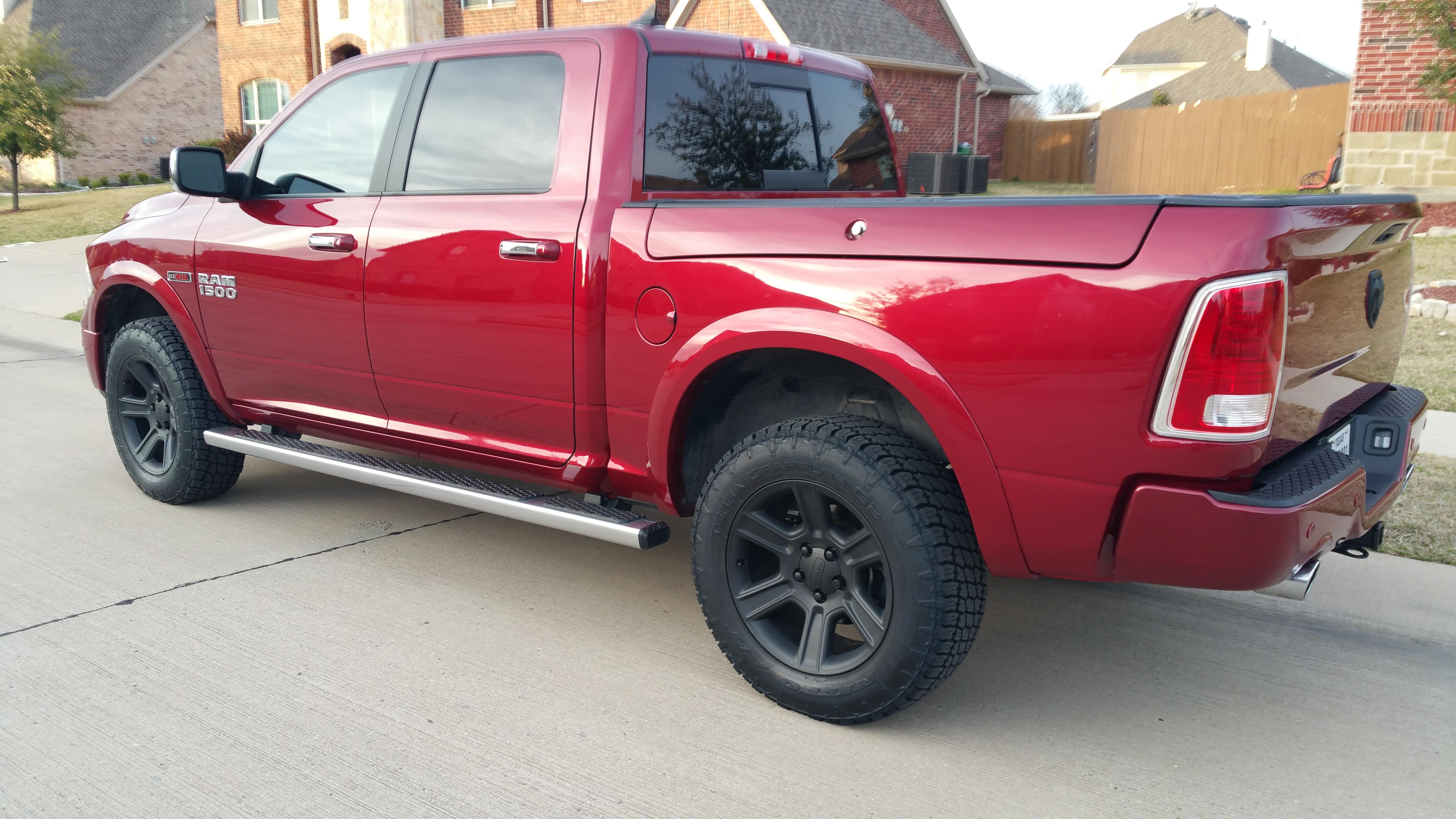 Anyone run 275/65R20 tires?
