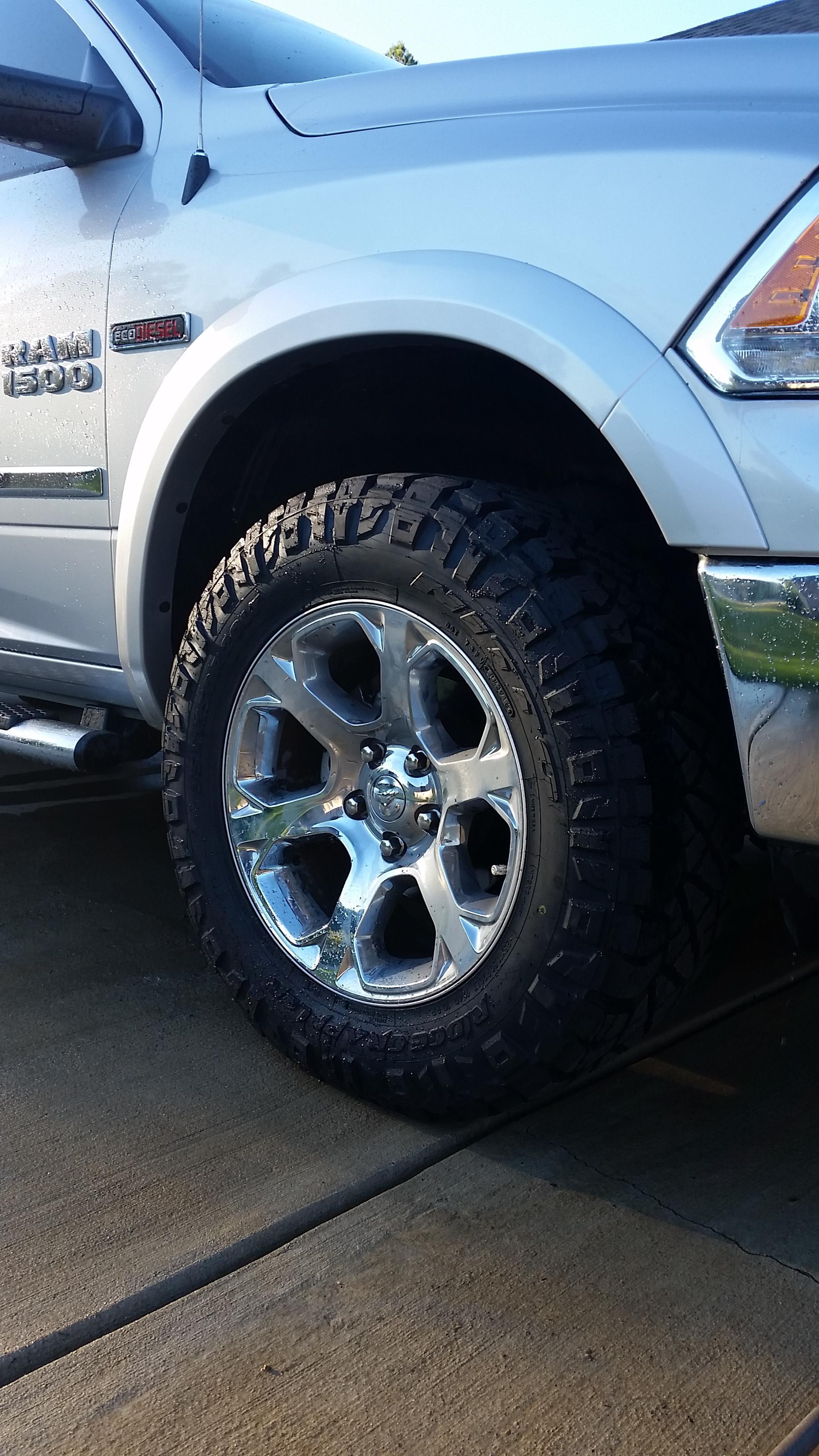 Ram 1500 Bed Cover >> Dodge Cummins Diesel Forum - View Single Post - Nitto ...