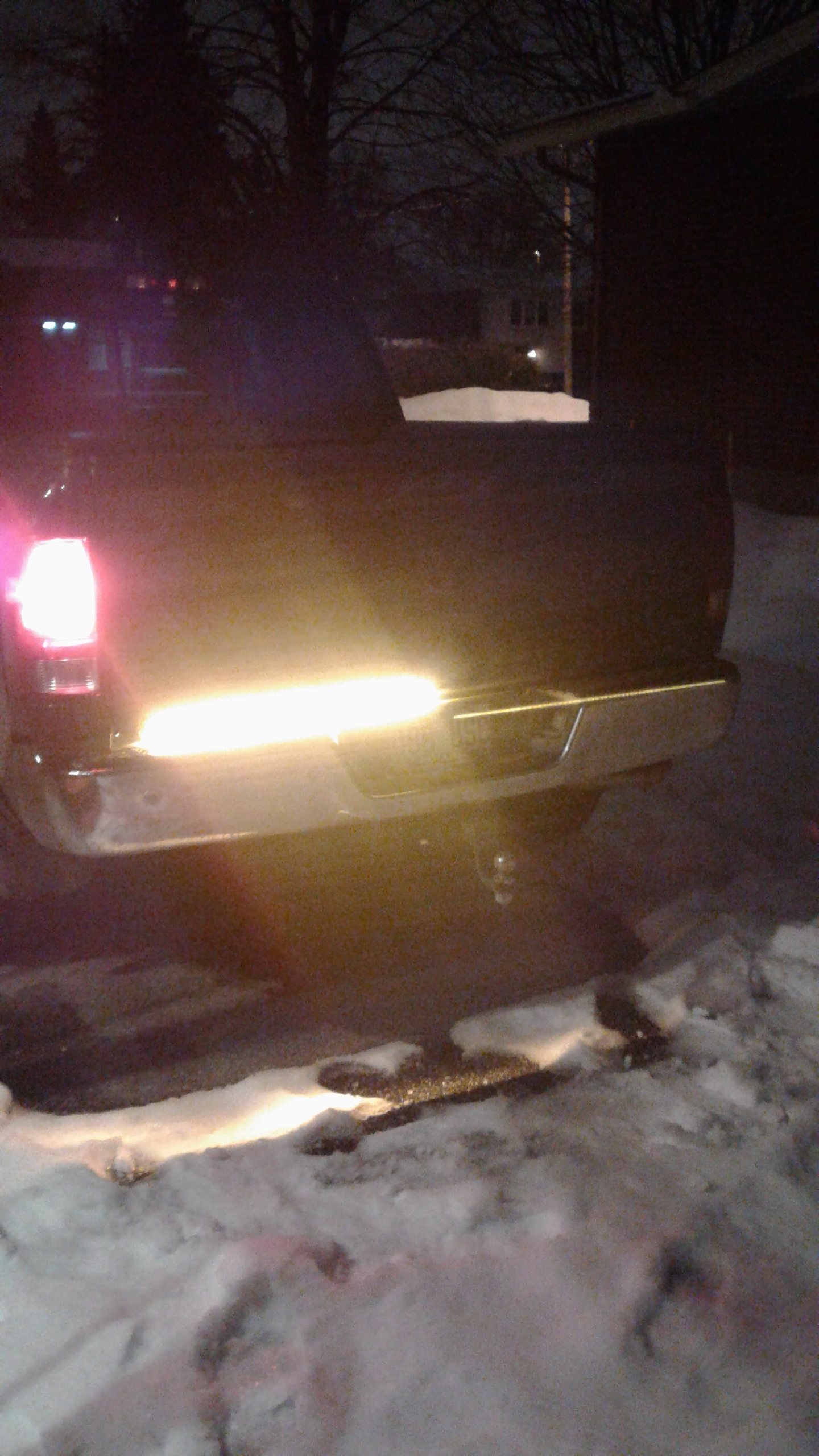 switchblade led tailgate light bar