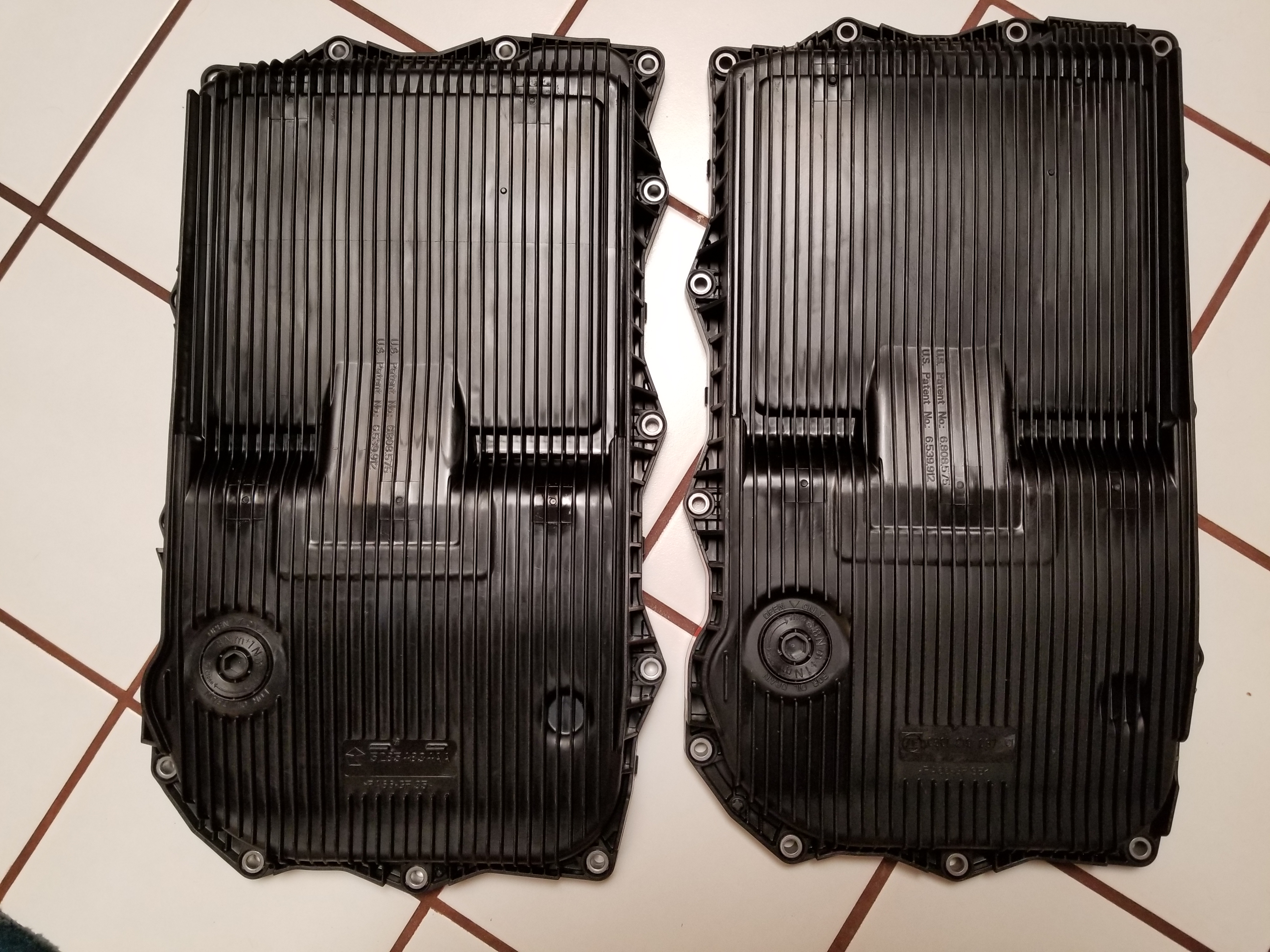 ZF 8HP plastic transmission pan differences-20180913_165337.jpg