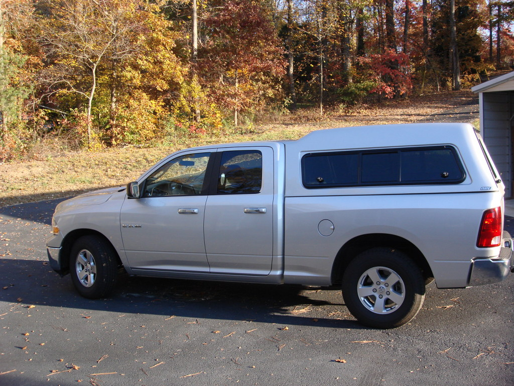 All Chevy chevy 1500 mpg : Mileage with cap on the truck