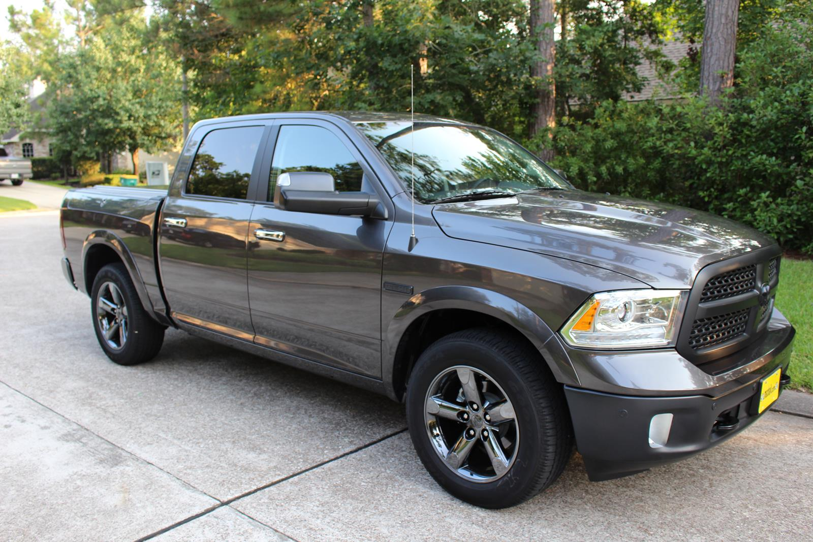 Ram 1500 Bed Cover >> PLASTI DIP: Pictures? How too? How's it look and last? - Page 2