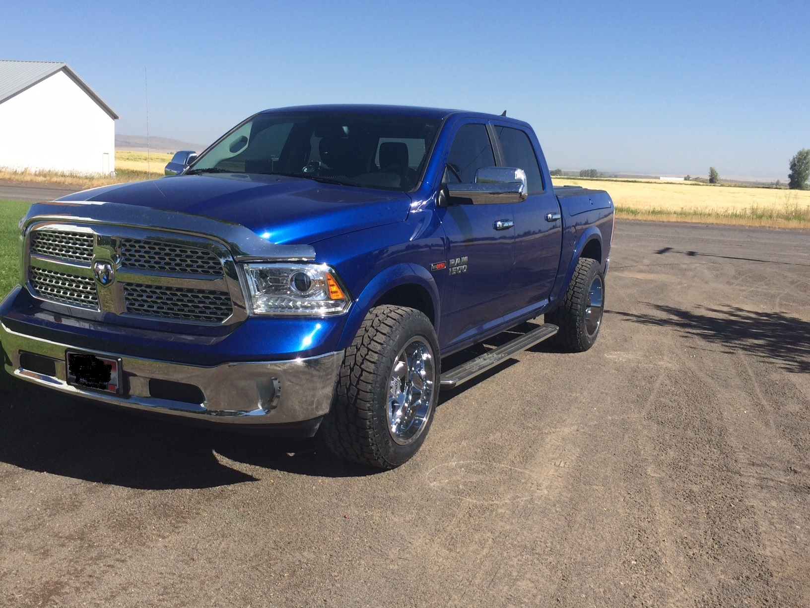 07 Dodge Ram 1500 Accessories >> 20x12 Wheels will they fit?