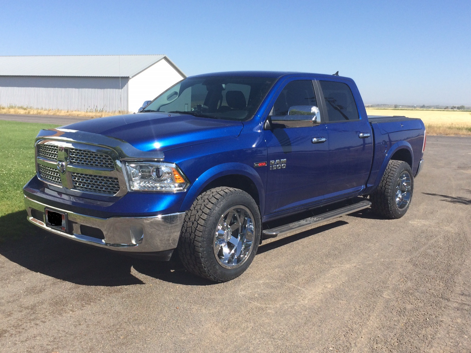 Ram 1500 Accessories >> 20x12 Wheels will they fit?