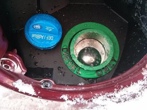 Dodge Ram 1500 Ecodiesel >> 2016 RAM EcoDiesel Fuel Cap upgrade/fix