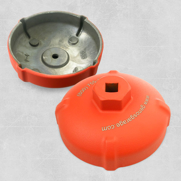 Geno's Garage - New EcoDiesel Fuel Filter Removal Tool