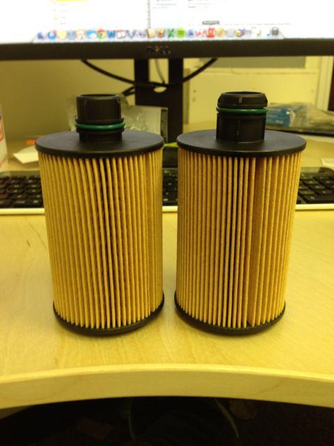 Oil Filter Fuel Filter