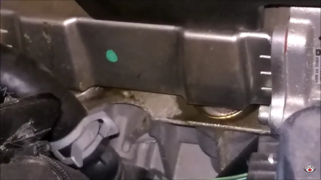 Are you slowly loosing coolant? Possible EGR cooler leak.