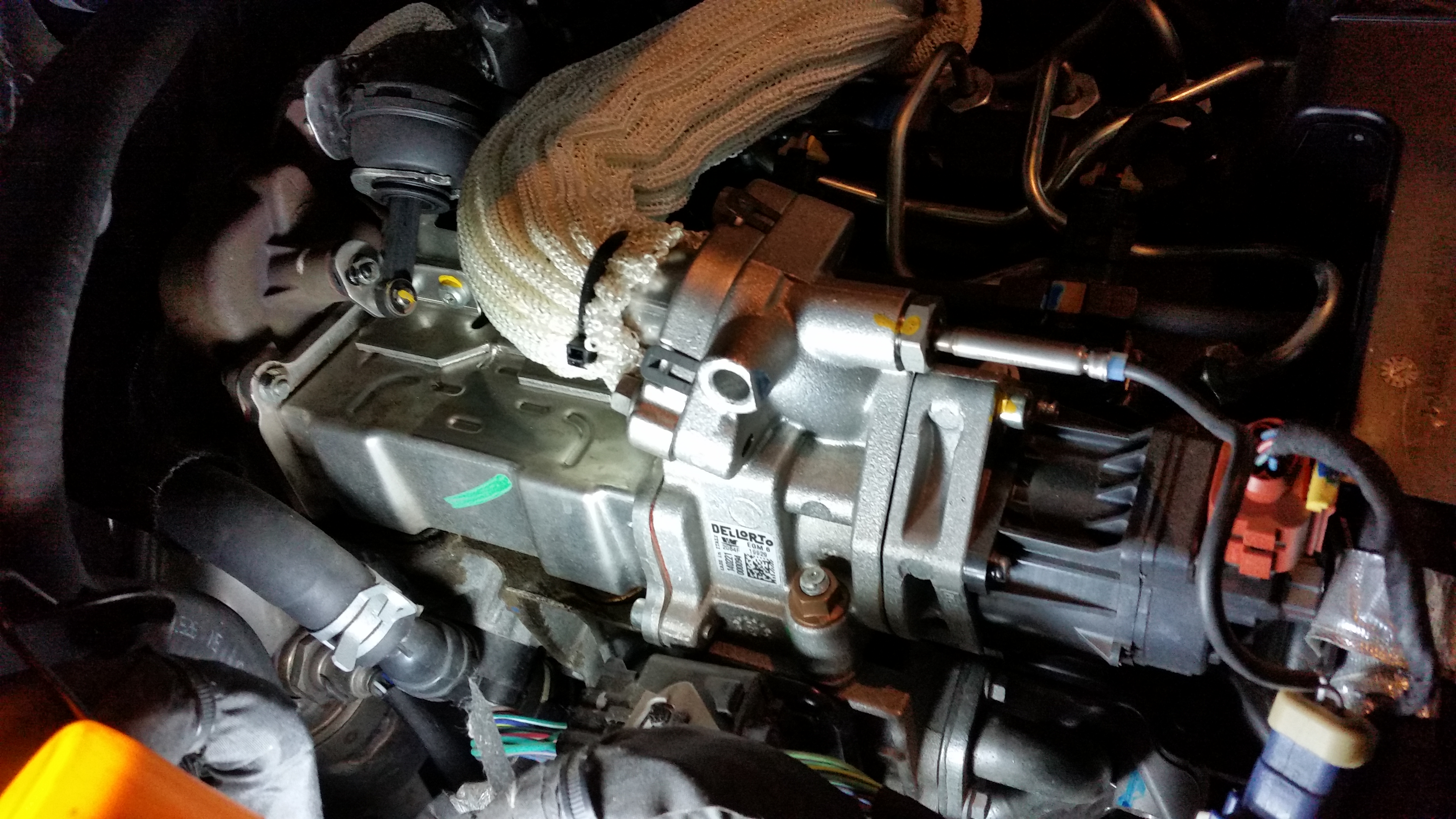 Dodge Ram 1500 Ecodiesel >> Low coolant, just top it off? - Page 2