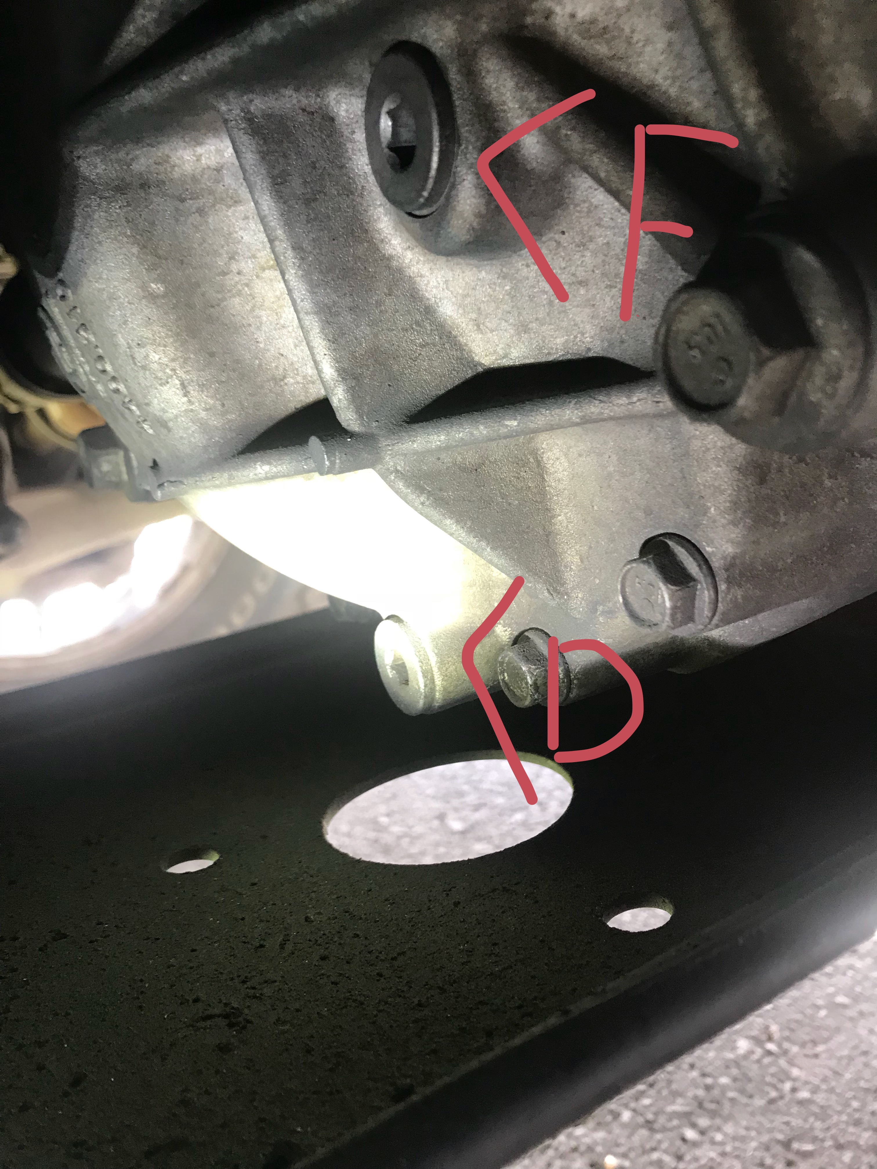 Rear Differential Fluid Change >> Front And Rear Differential Oil Change Page 2