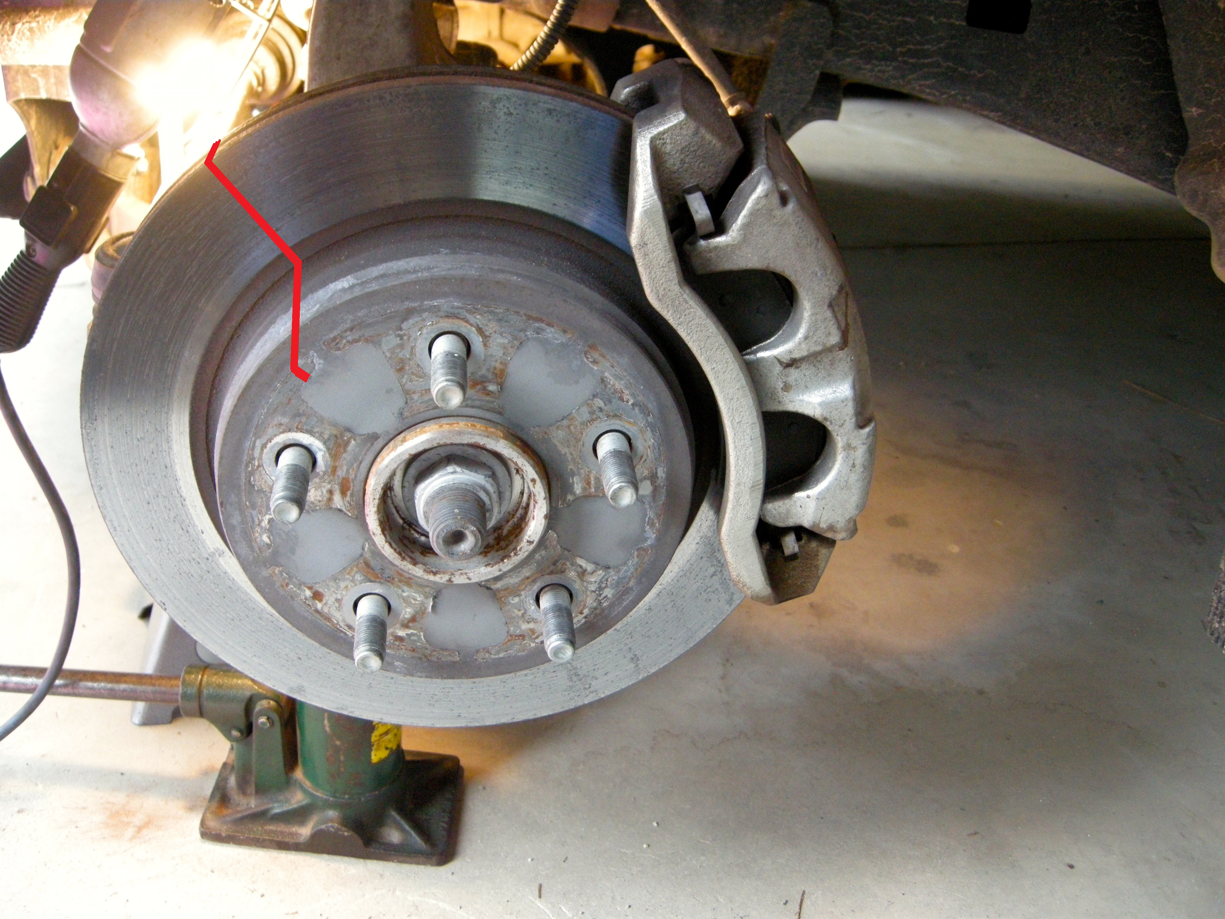 Used 4runner For Sale >> Front wheel bearing failure - Page 6