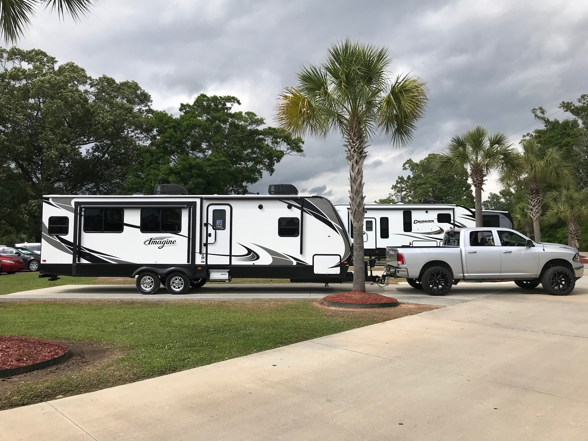 Leveling Travel Trailer For Towing