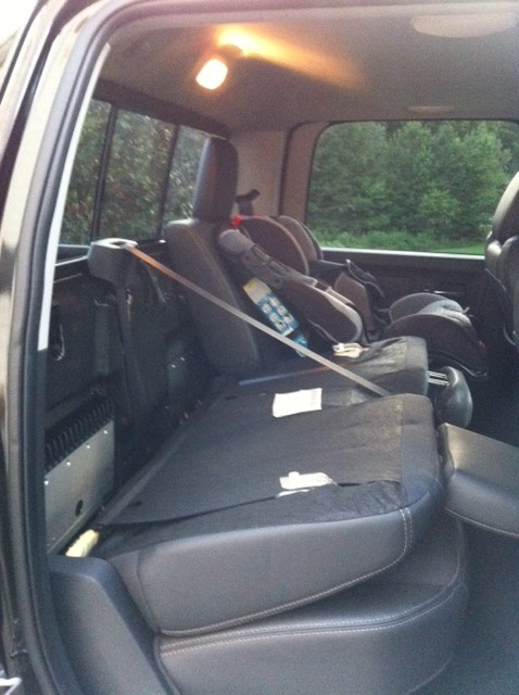 Ram 1500 Ecodiesel Review >> How To Fold Down Rear Seats In 2014 Ram 1500 Crew Cab | Autos Post
