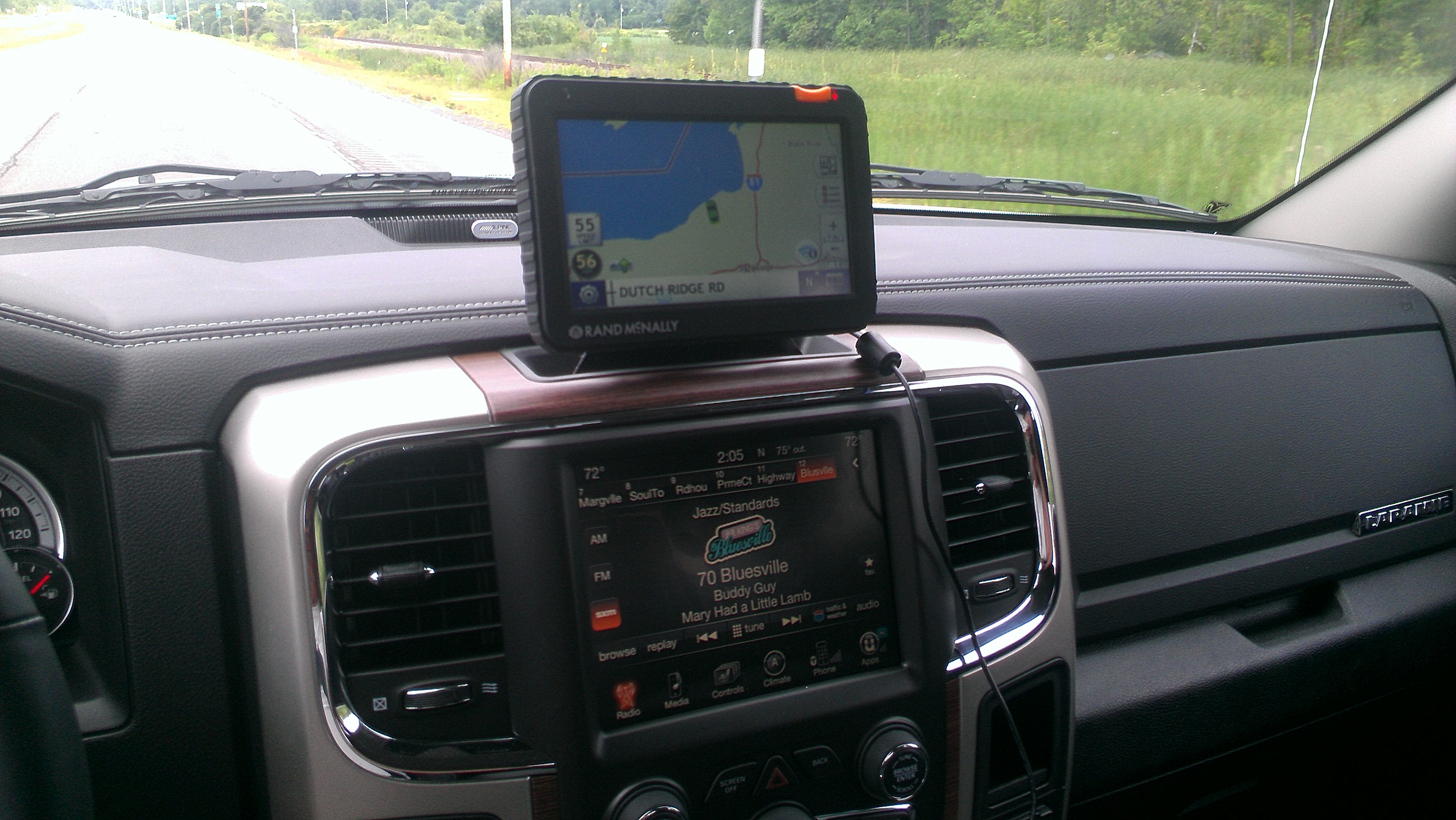 D Looking Buying Have Lot Question I Want Put Rest Gps Mounted Dash on 2015 Dodge Ram 1500 Dash