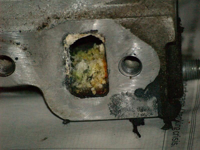Jeep Wrangler Diesel >> EGR cooler has external leak: change the o-rings? - Page 2