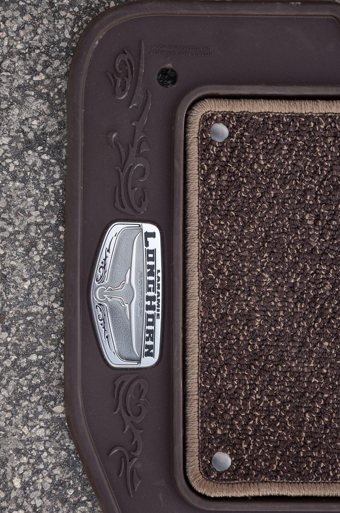 Who Makes Longhorn Floor Mats