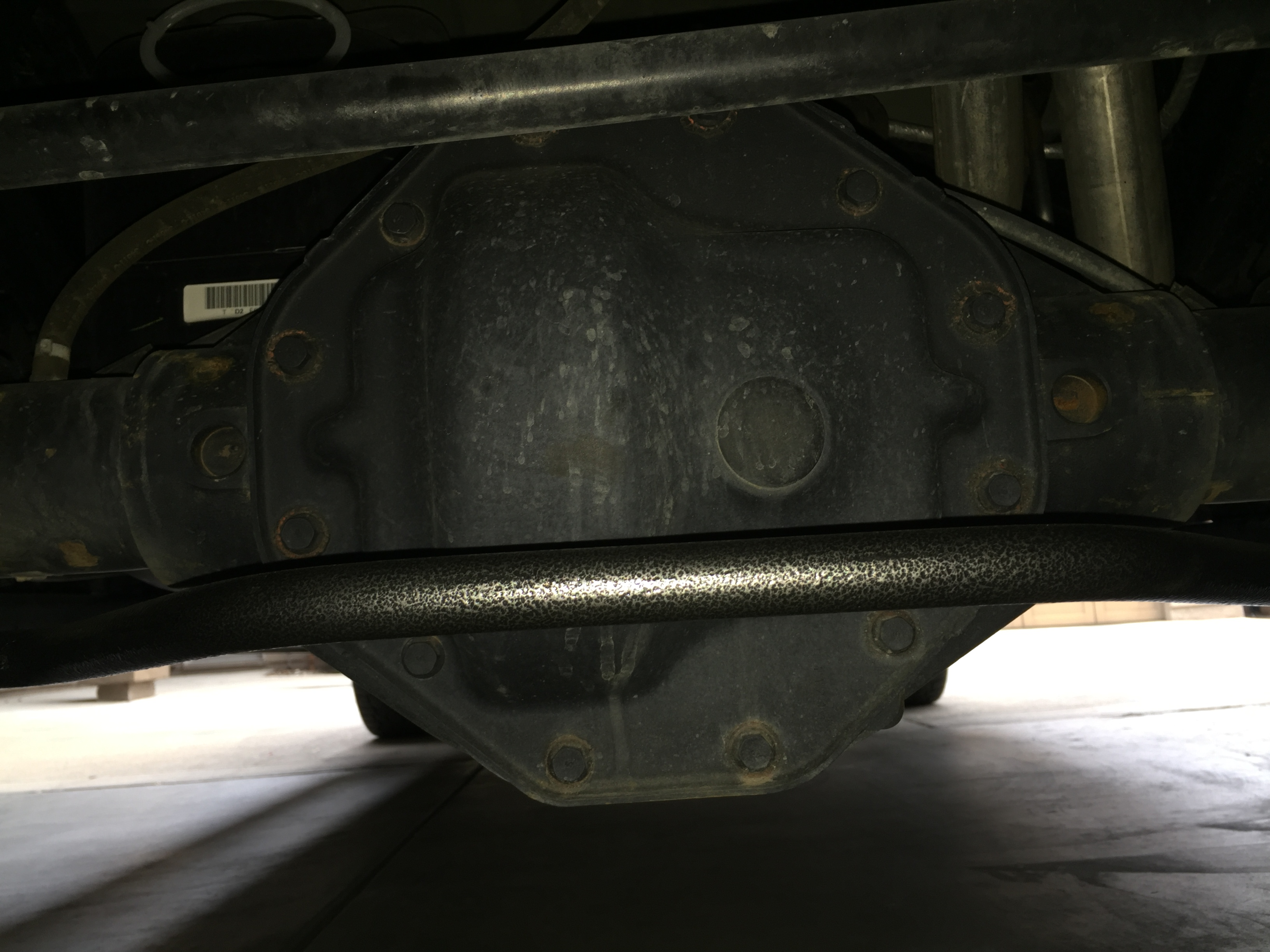 Hallwig sway bar installed  - Page 2