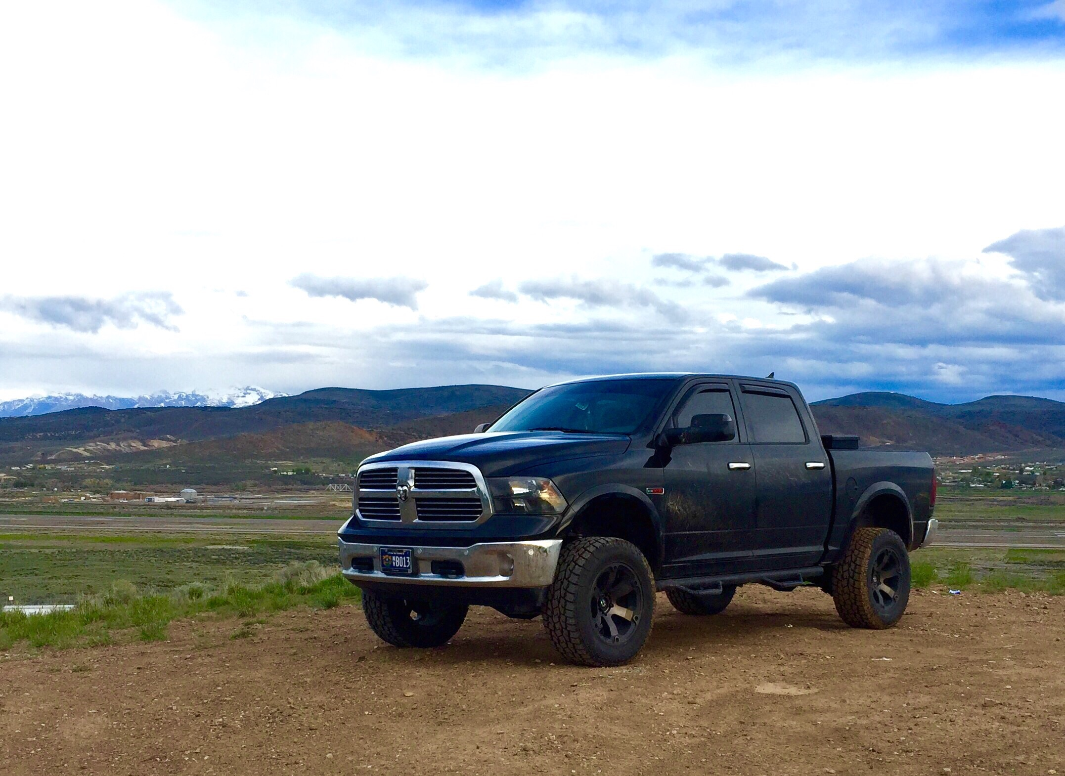 July 2015 Ram 1500 Diesel Truck Of The Month Contest