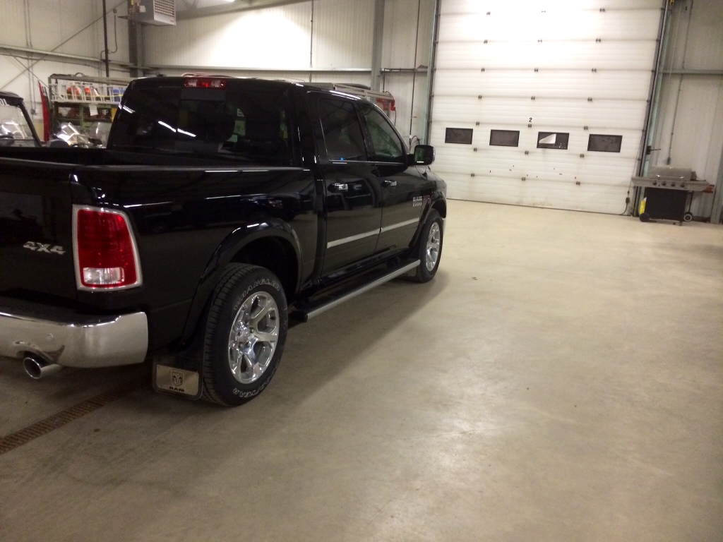 Mud Flaps/splash guards for trucks with factory wheel to wheel steps - Page 2