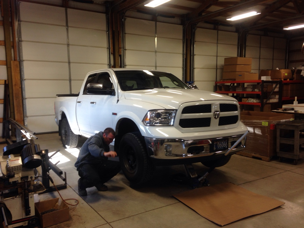 Superstition Springs Dodge >> King Coilovers and rear shocks installed!