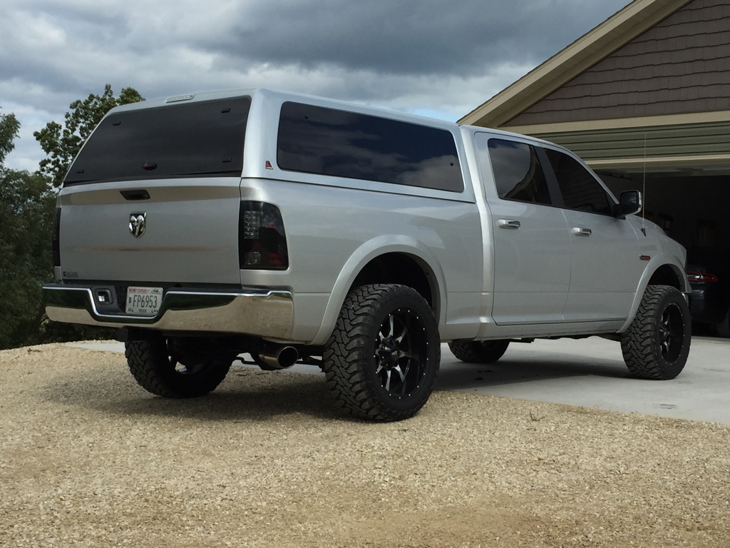 Dodge Ram 1500 Ecodiesel >> Got mine LEER cap - Page 4