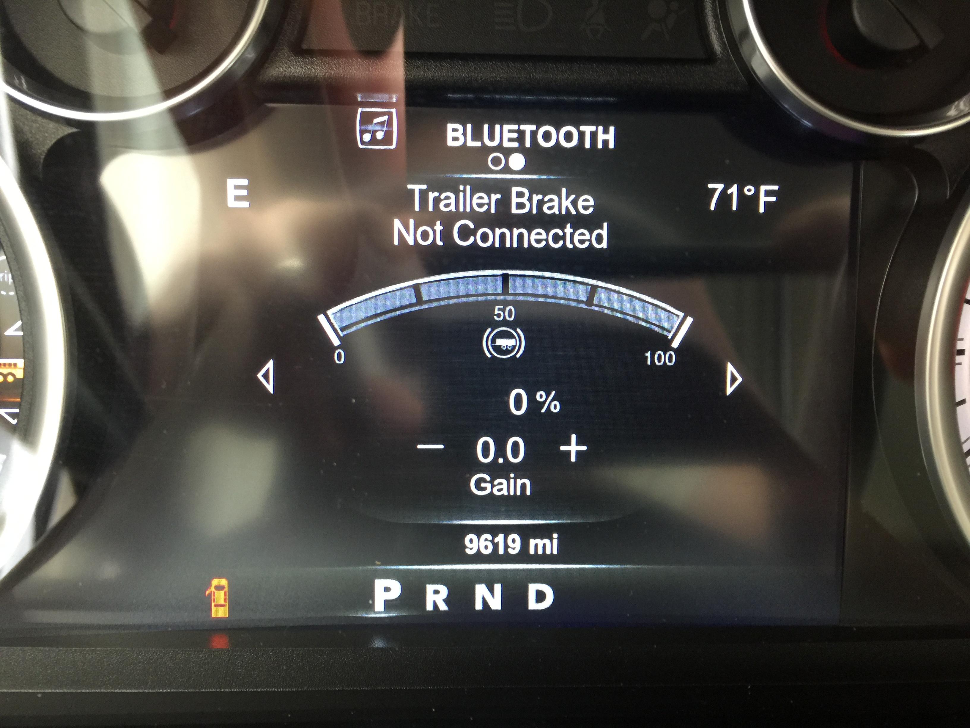 Installing Trailer Brake Controller Ram 1500 Best 2018 Dodge Wiring Diagram 2005 Tangerinepanic Tekonsha