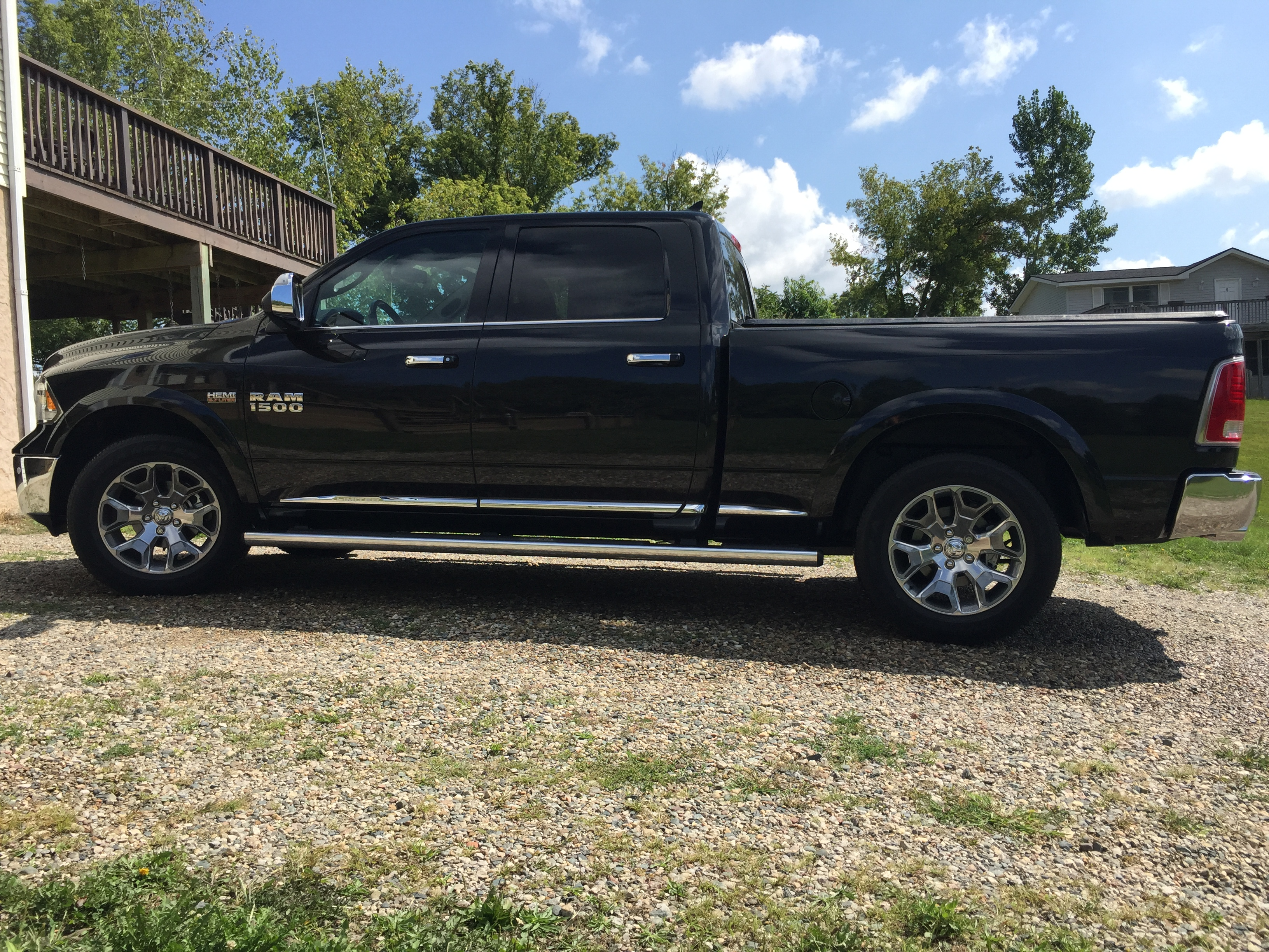 fs 2017 ram 1500 limited wheels and goodyear tires with. Black Bedroom Furniture Sets. Home Design Ideas