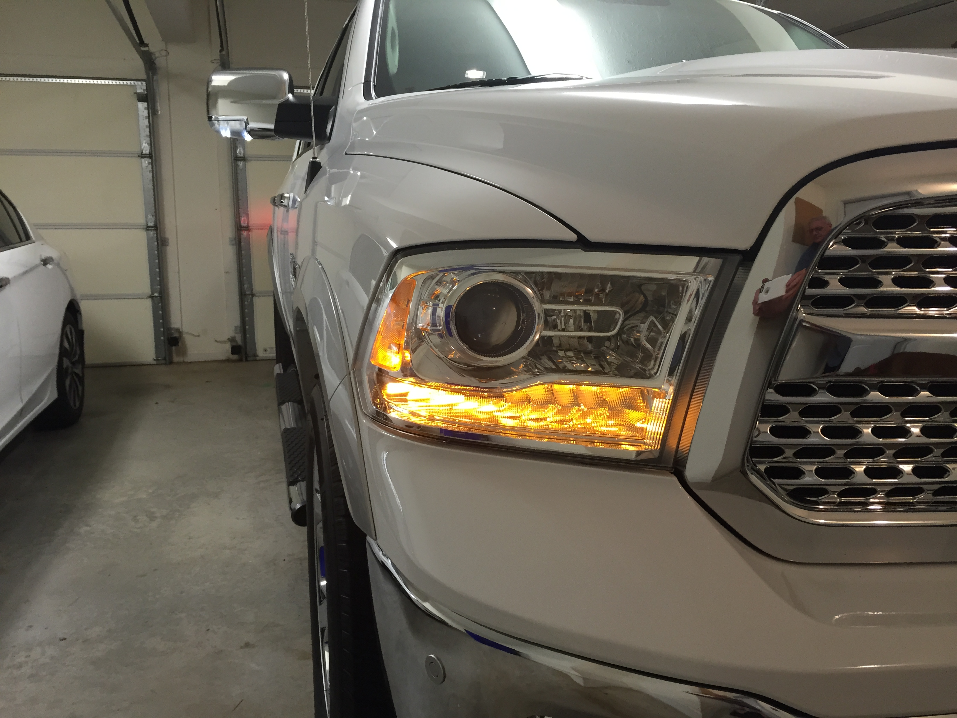 Daytime Running Lights Drl Enable Success