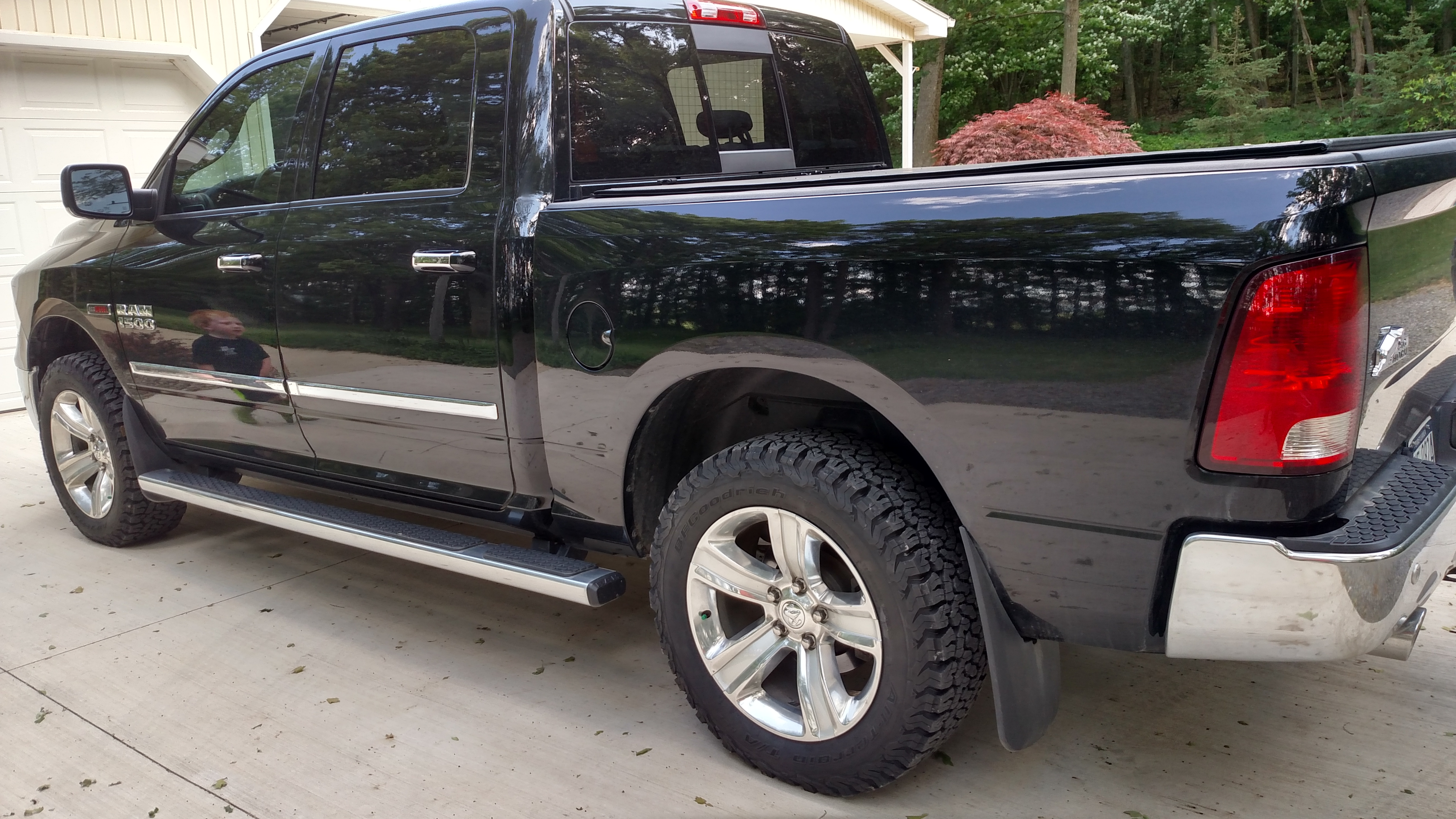Bfg Truck Tires >> New 275/60r20 Bf Goodrich A/T Ko2 tires installed