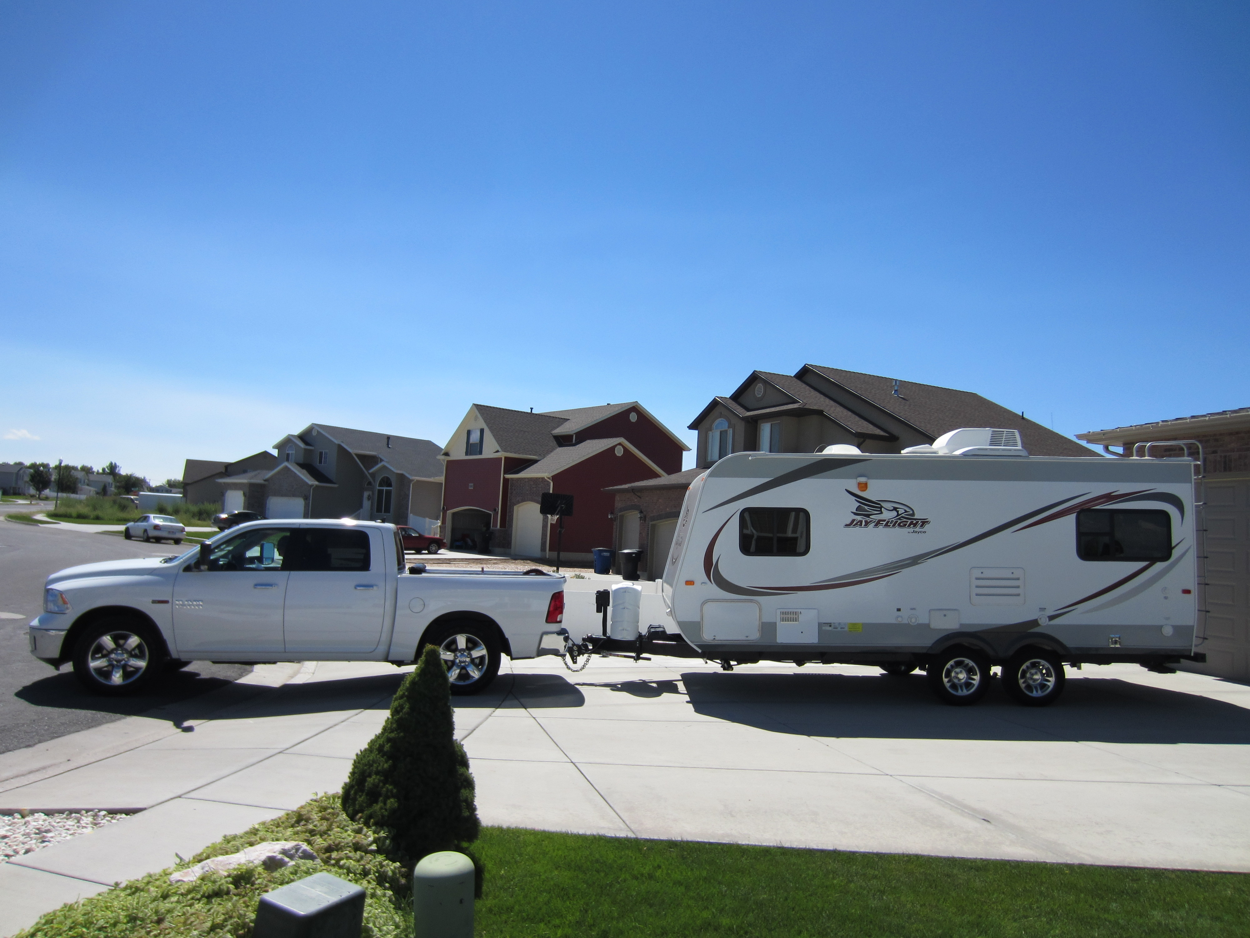 Towing and Trailer Hookup