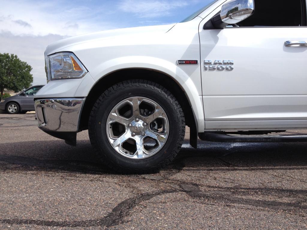 Uh WTF re: tire comparison revolutions per mile