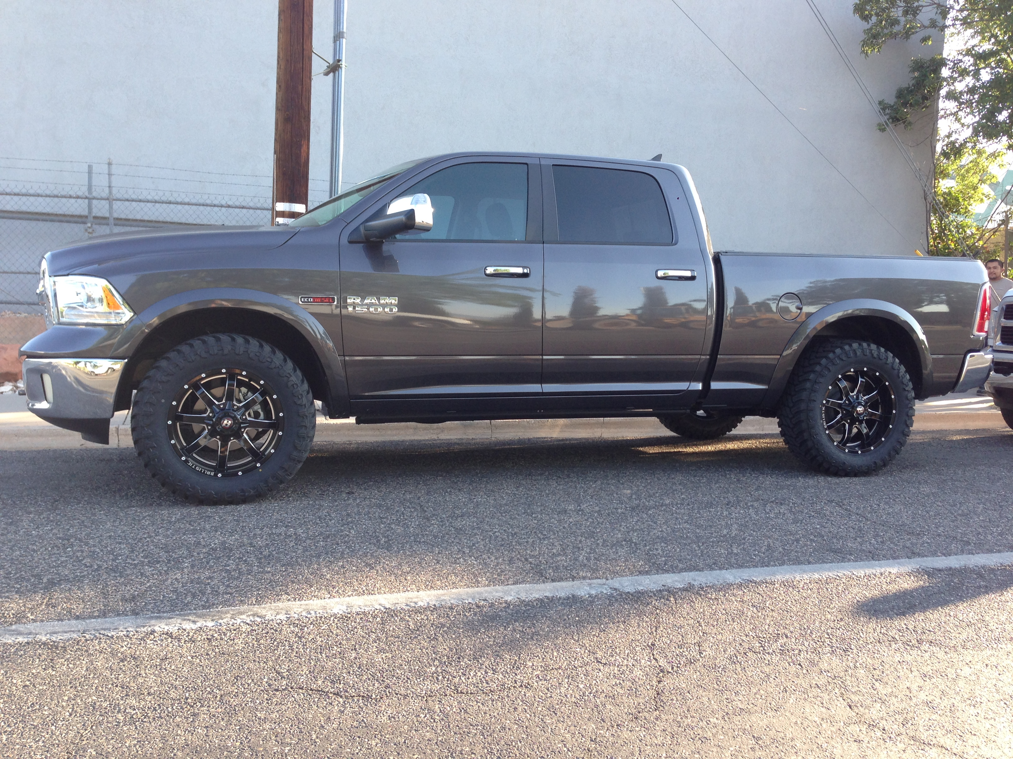 Dodge Ram 1500 Ecodiesel >> 6 inch Lift for ecodiesel - Page 3