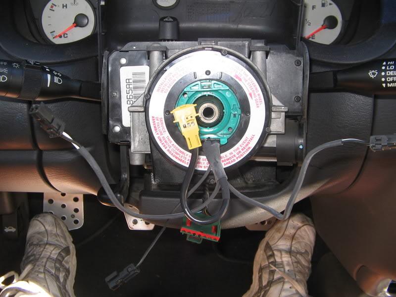 Steering Wheel Buttons Horn Heated Wheel Not Working
