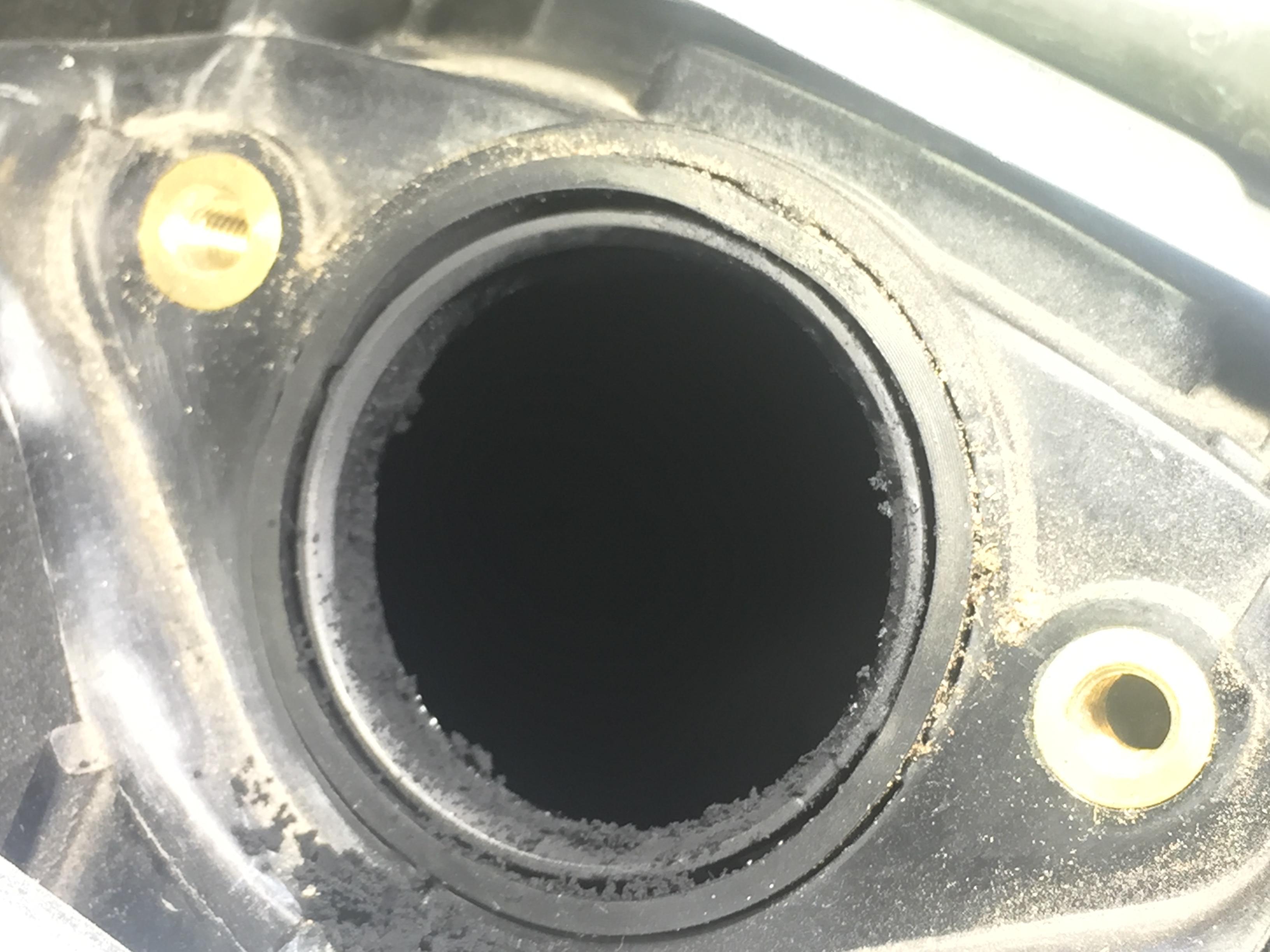 failure cooler egr ram diesel