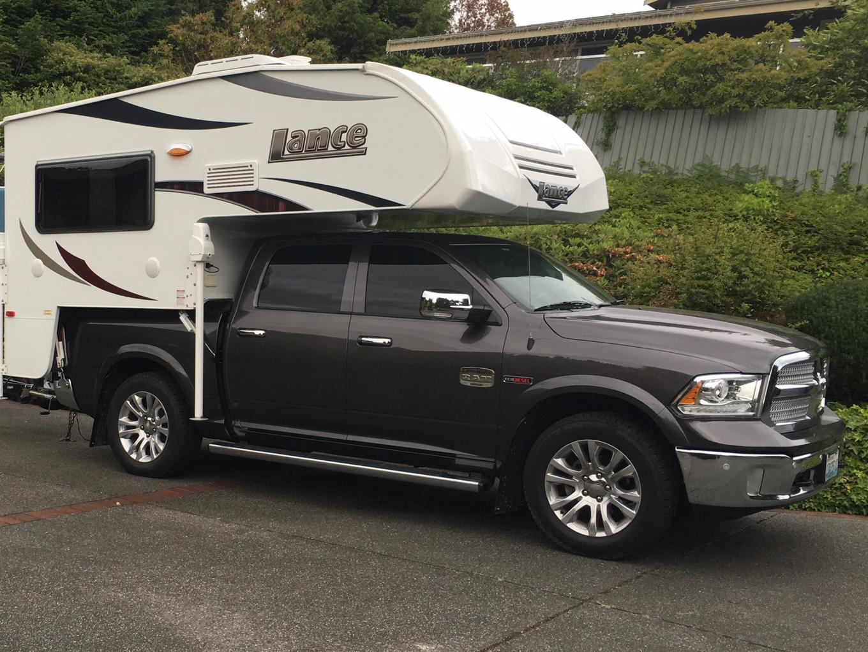 Small Camper With Slide Out >> Slide in camper