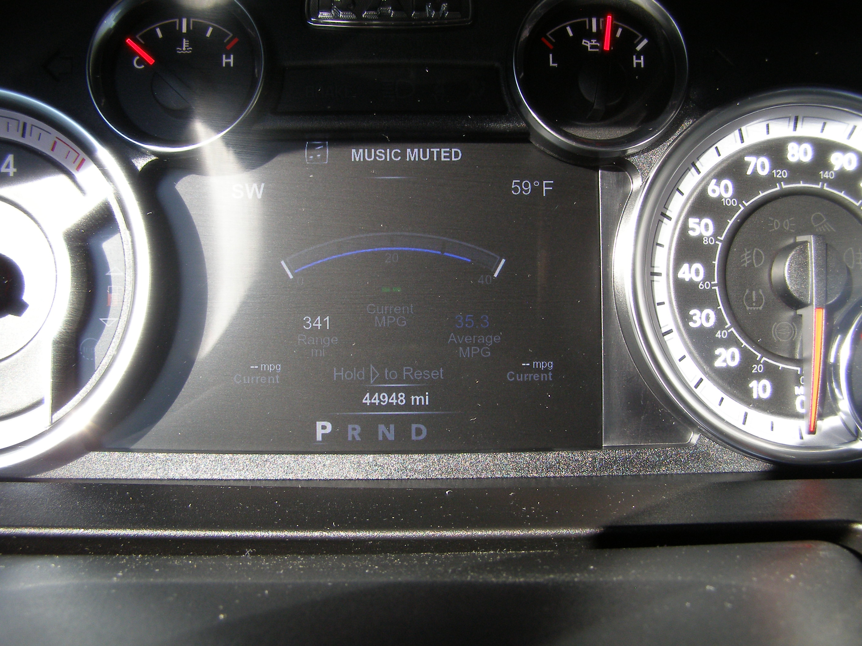 Even if the engine blows I still wouldn't ditch my EcoDiesel-p1010172.jpg