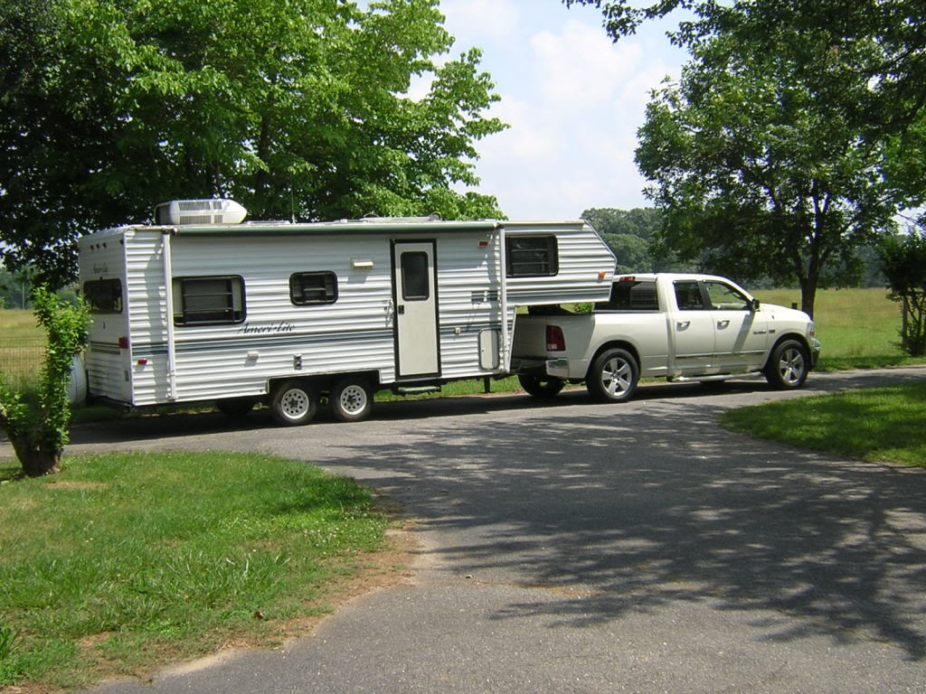 5th Wheel Towing Page 2