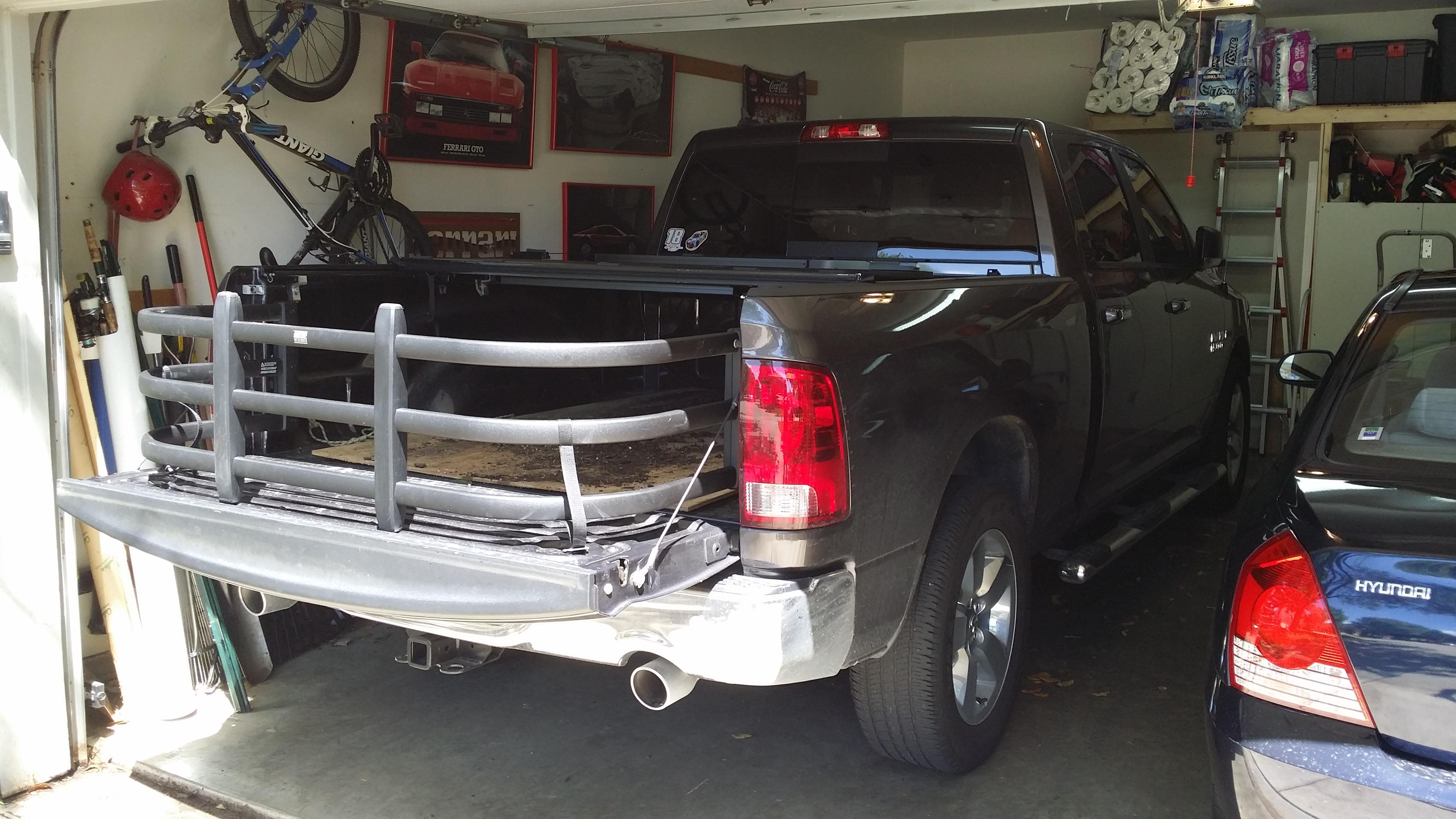Dodge Ram Crew Cab Dimensions