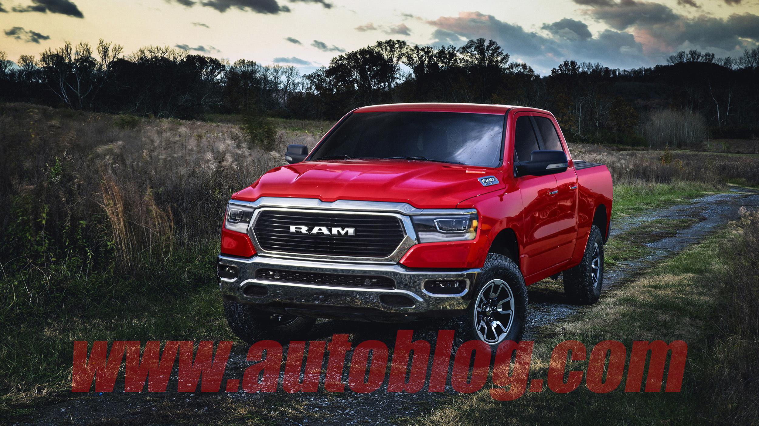 Ram 2017 Laramie >> 2019 ram